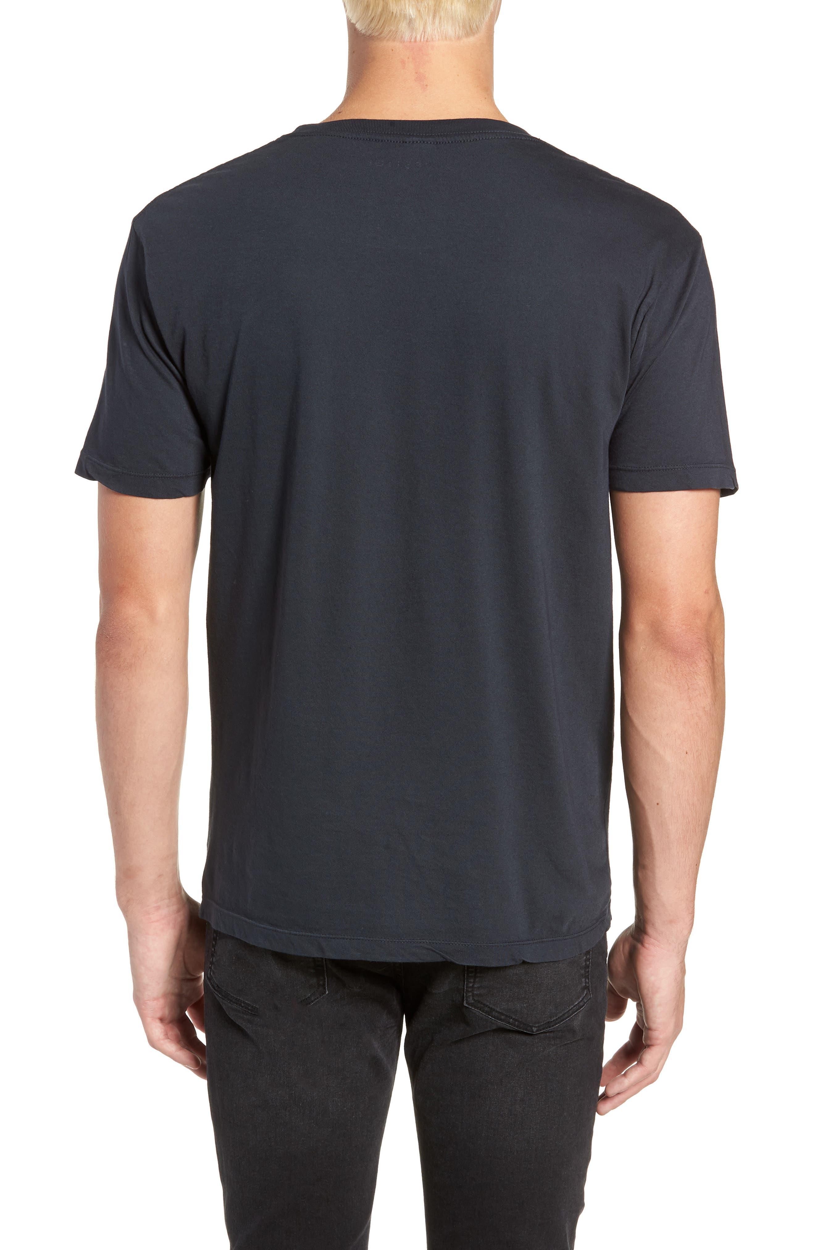 Fadeaway Graphic T-Shirt,                             Alternate thumbnail 2, color,                             CARBON