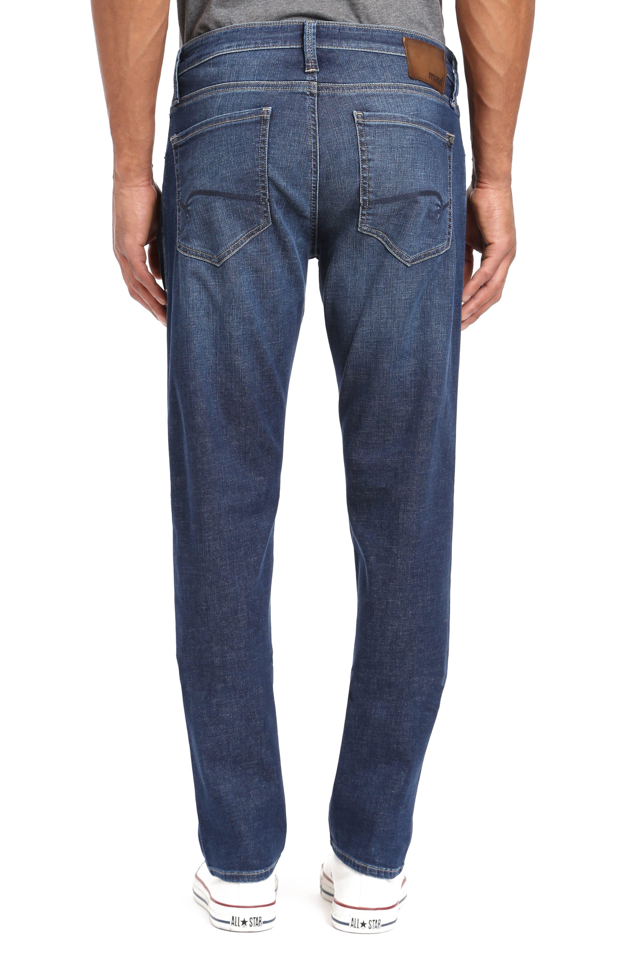 Jake Slim Fit Jeans,                             Alternate thumbnail 2, color,                             DARK BRUSHED CASHMERE