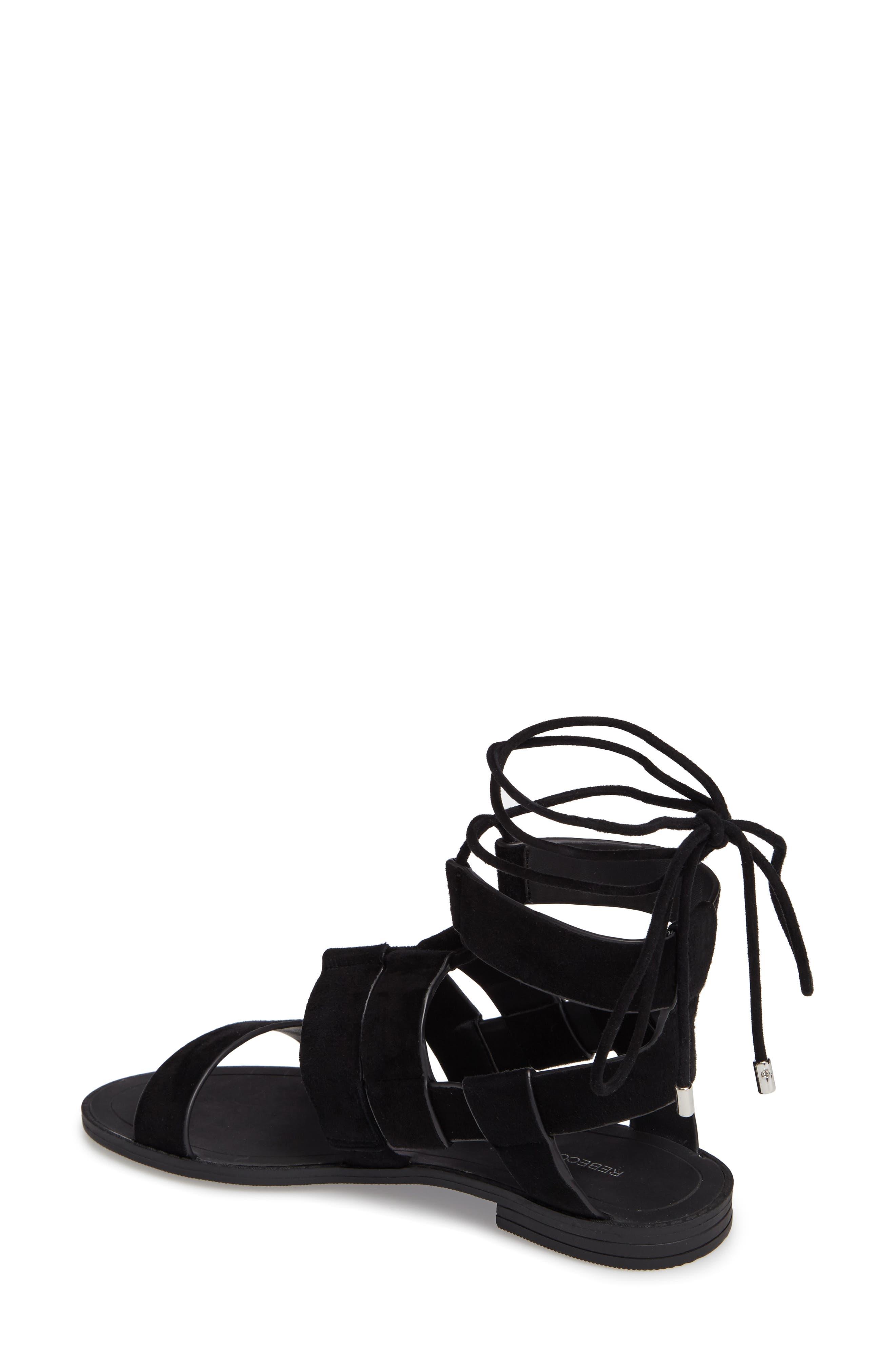 Giada Strappy Sandal,                             Alternate thumbnail 2, color,                             001