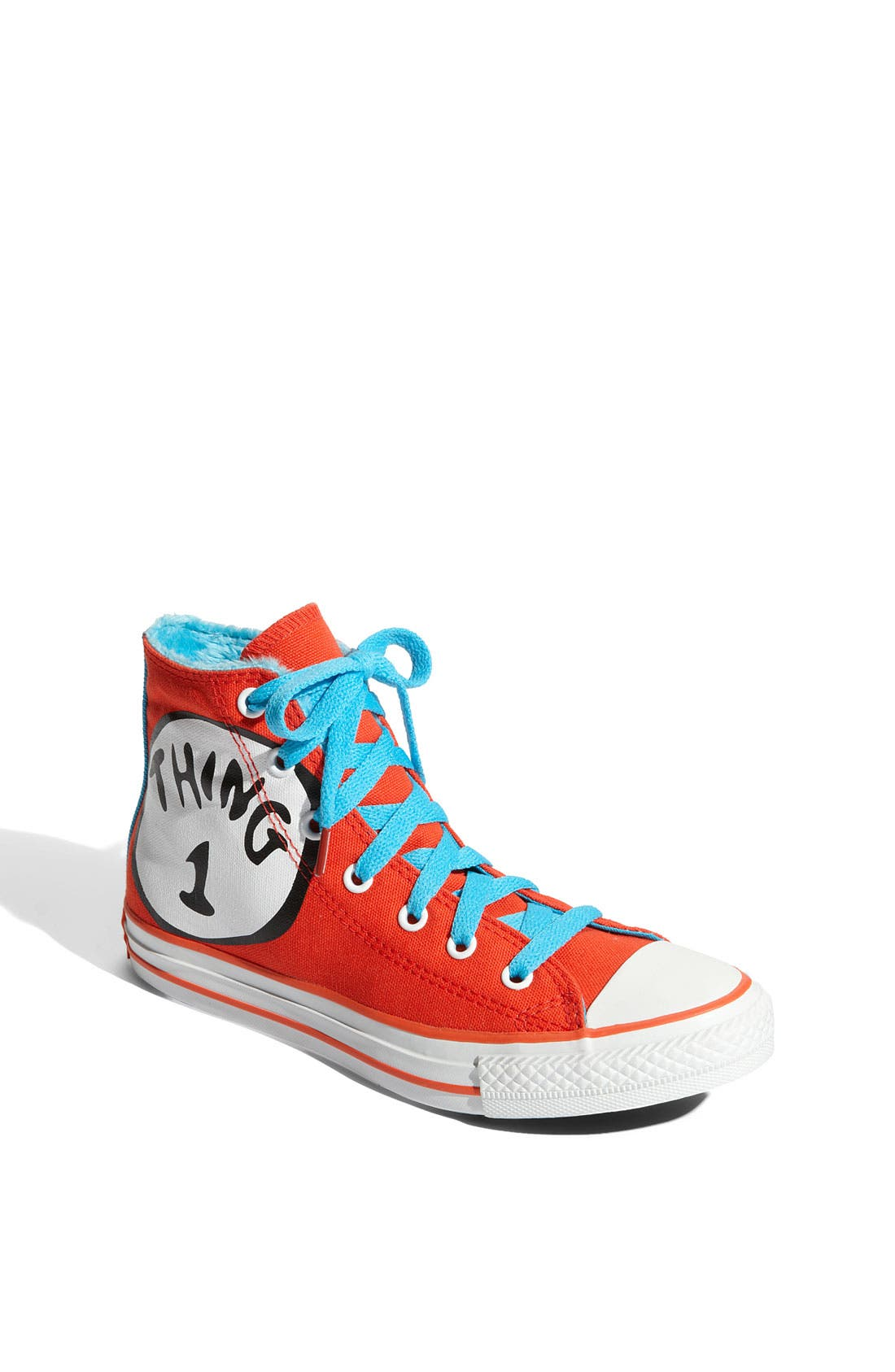 Chuck Taylor<sup>®</sup> 'Dr. Seuss - Thing 1 & Thing 2' Sneaker,                             Alternate thumbnail 3, color,                             618