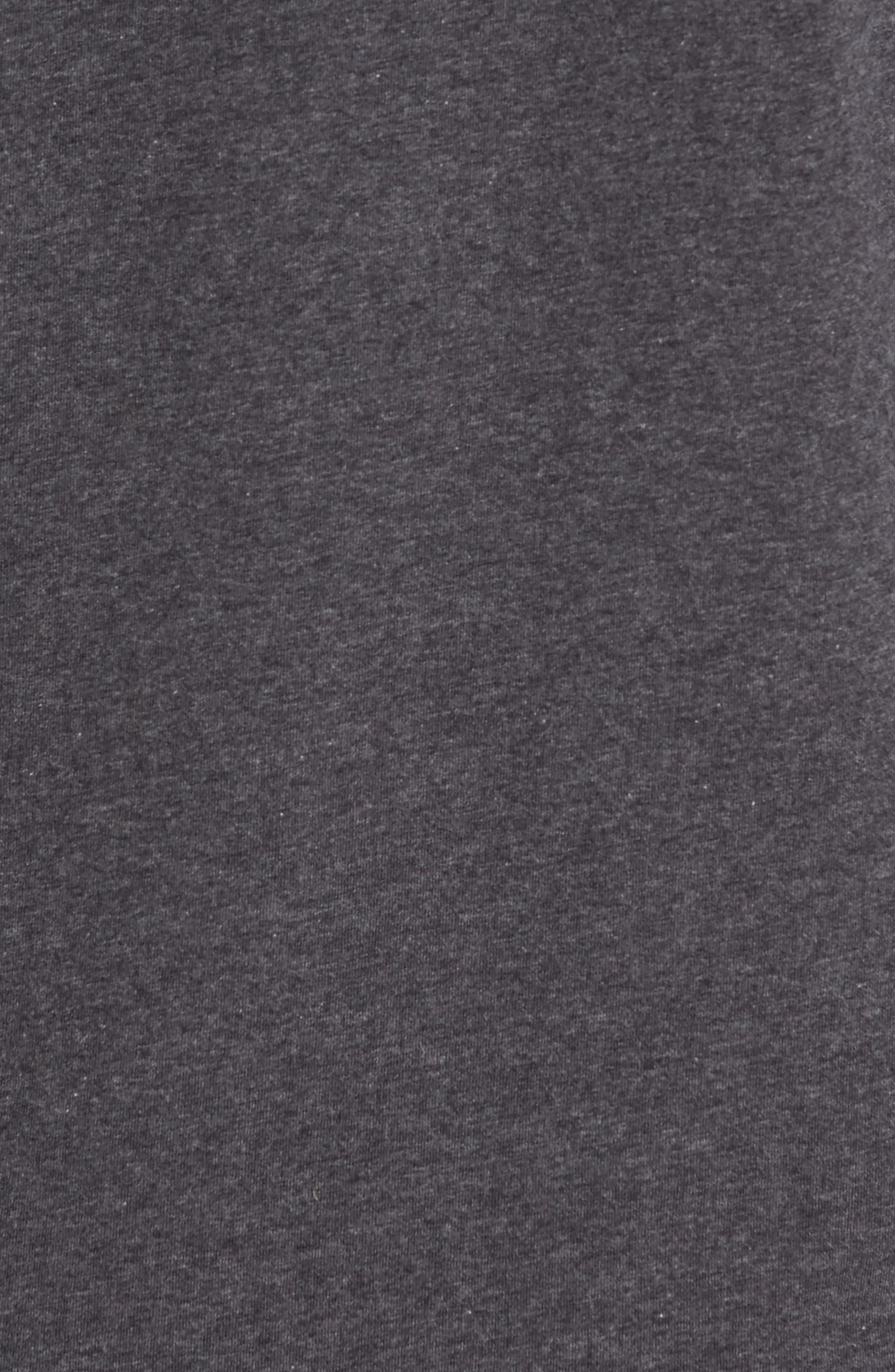 Stretch Cotton Long Sleeve T-Shirt,                             Alternate thumbnail 18, color,