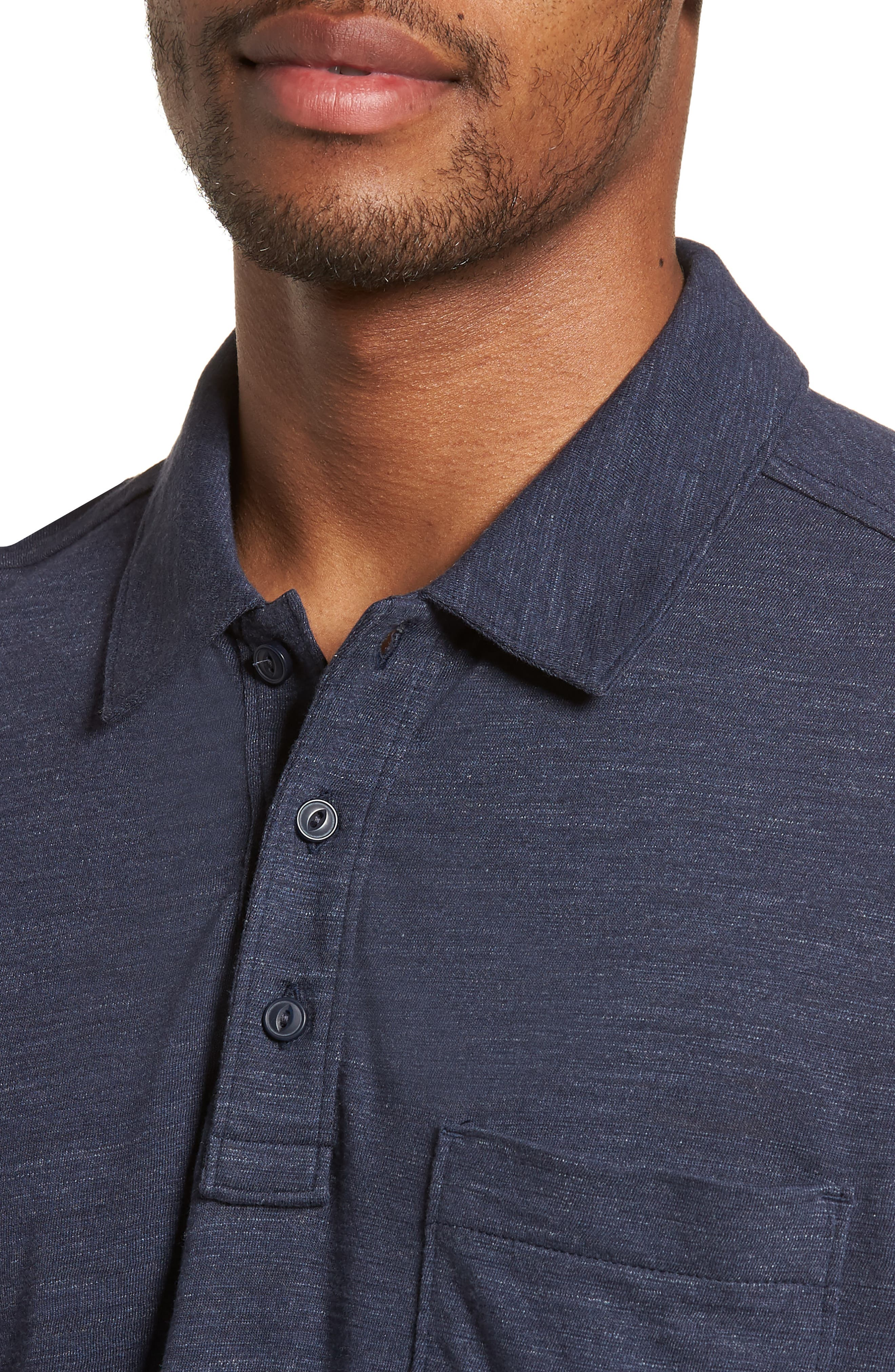 Space Dyed Pocket Polo,                             Alternate thumbnail 25, color,