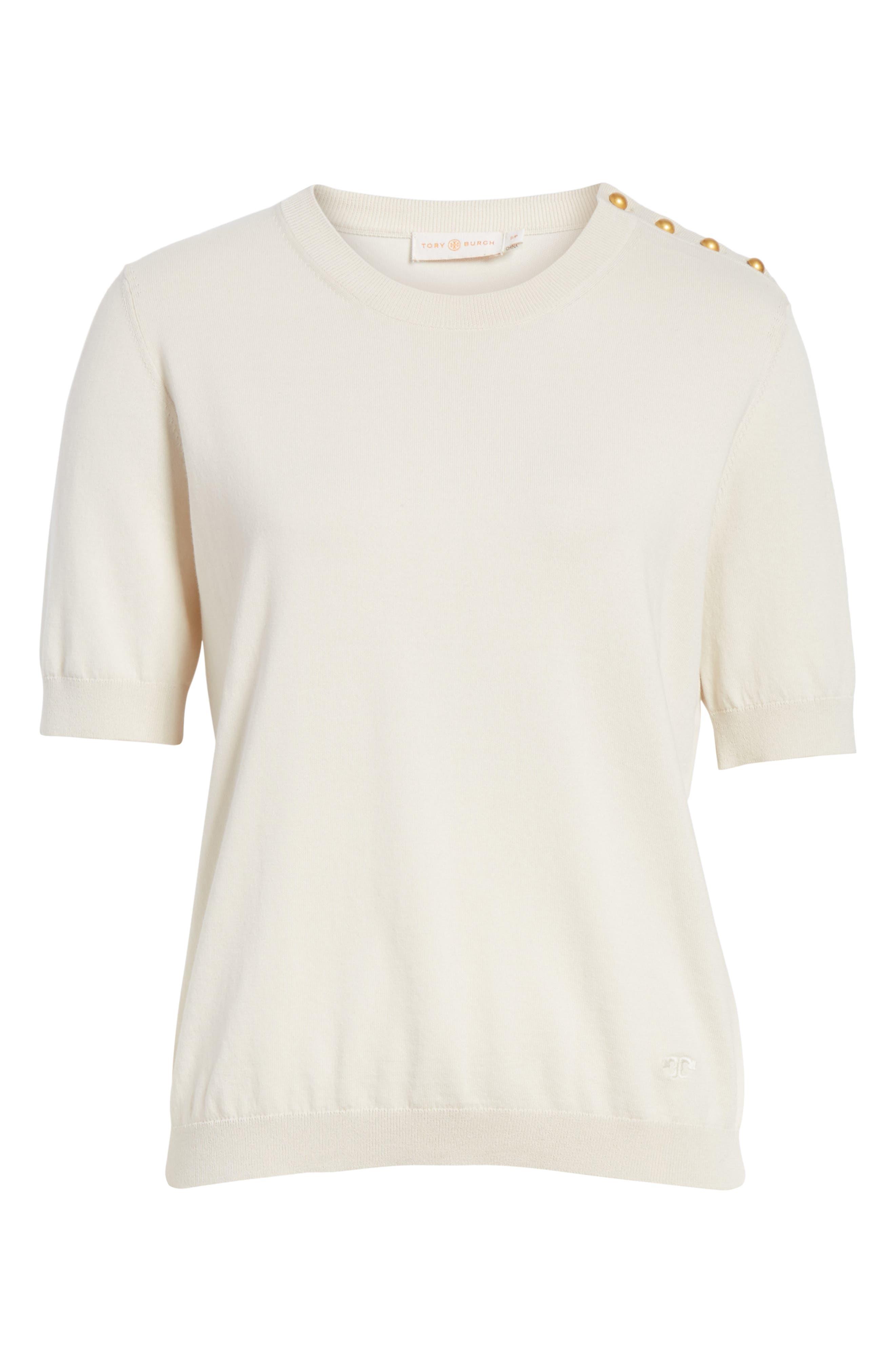 Preston Cotton Sweater,                             Alternate thumbnail 6, color,                             164
