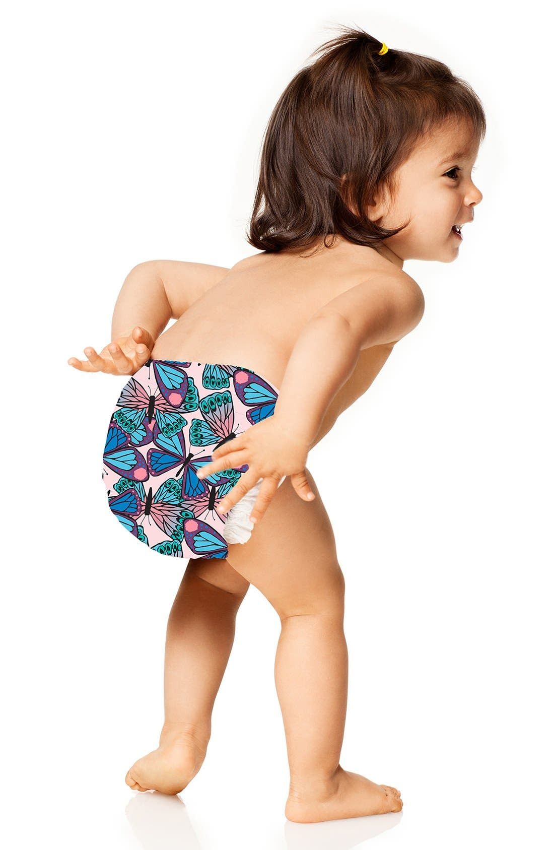 'Butterfly Fields' Diapers,                             Alternate thumbnail 2, color,                             520