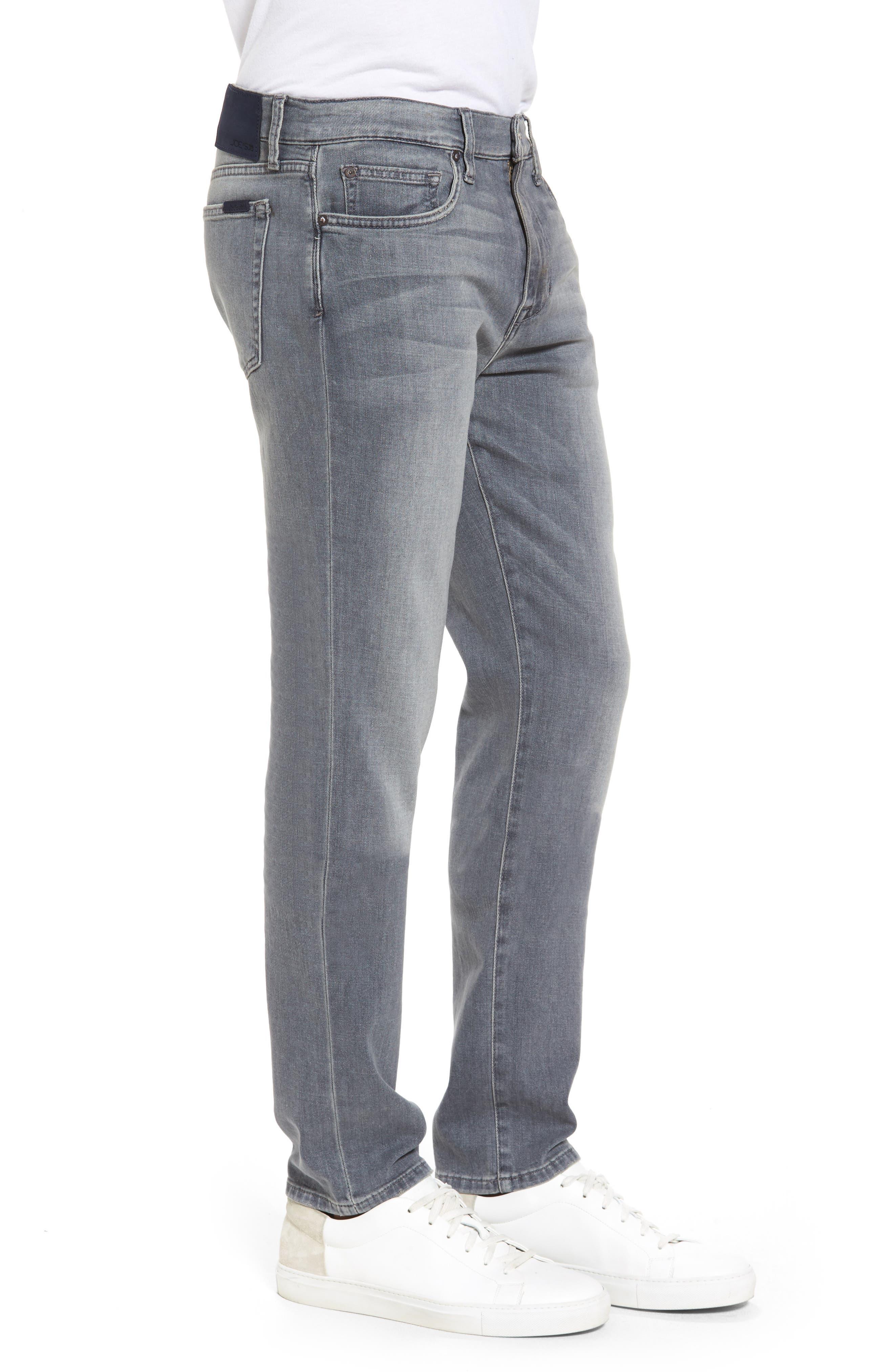 Slim Fit Jeans,                             Alternate thumbnail 3, color,                             060
