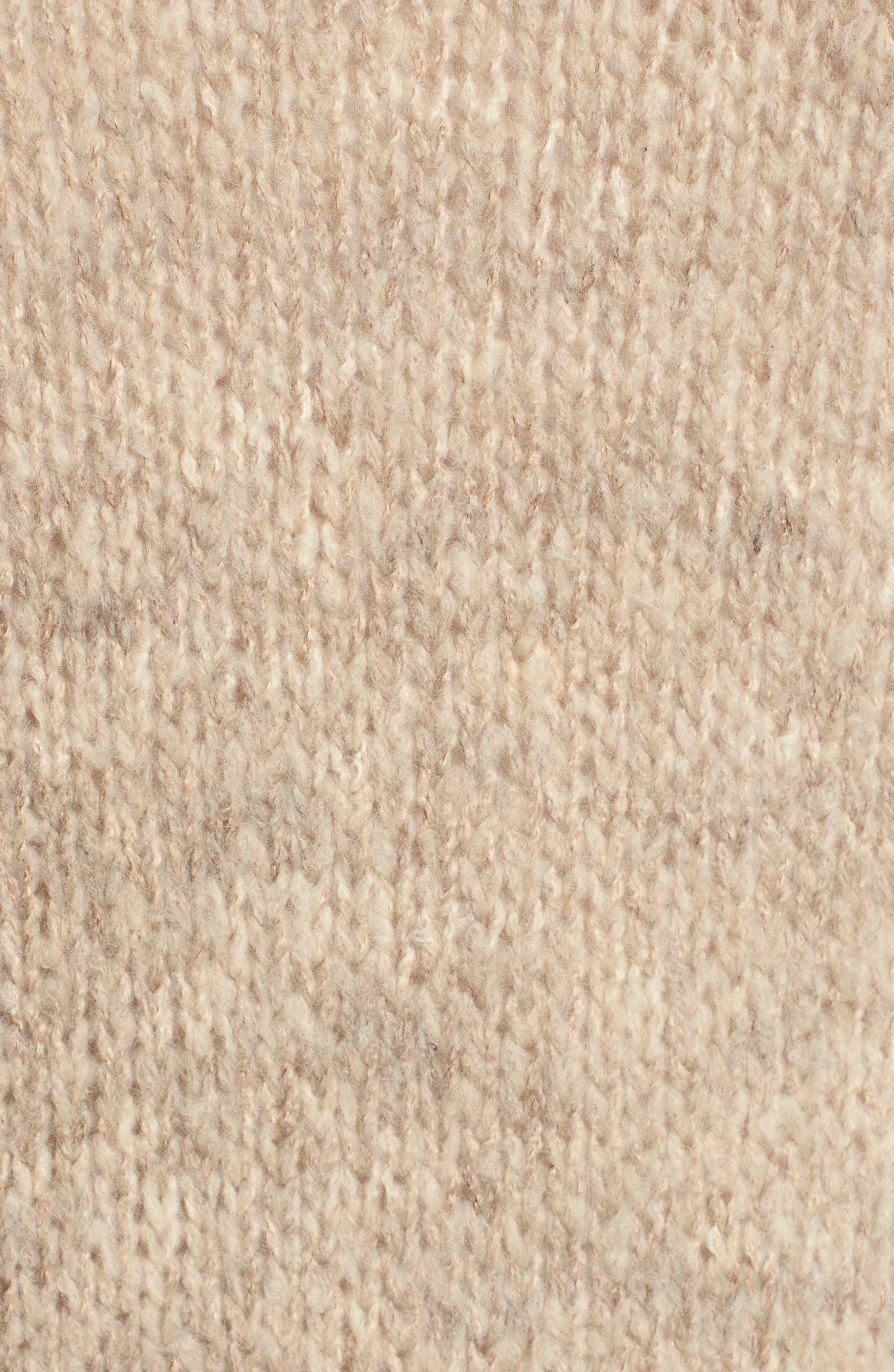Shredded Cardigan,                             Alternate thumbnail 5, color,                             258