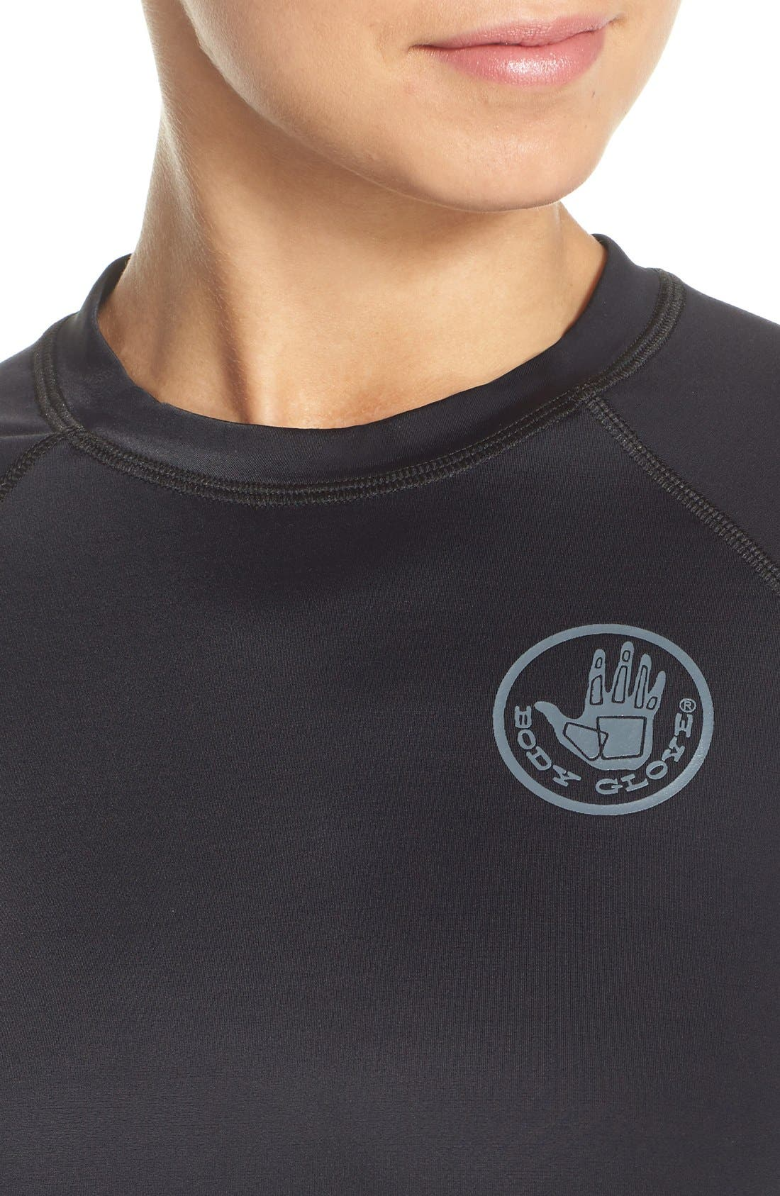 'Smoothies in Motion' Short Sleeve Rashguard,                             Alternate thumbnail 20, color,