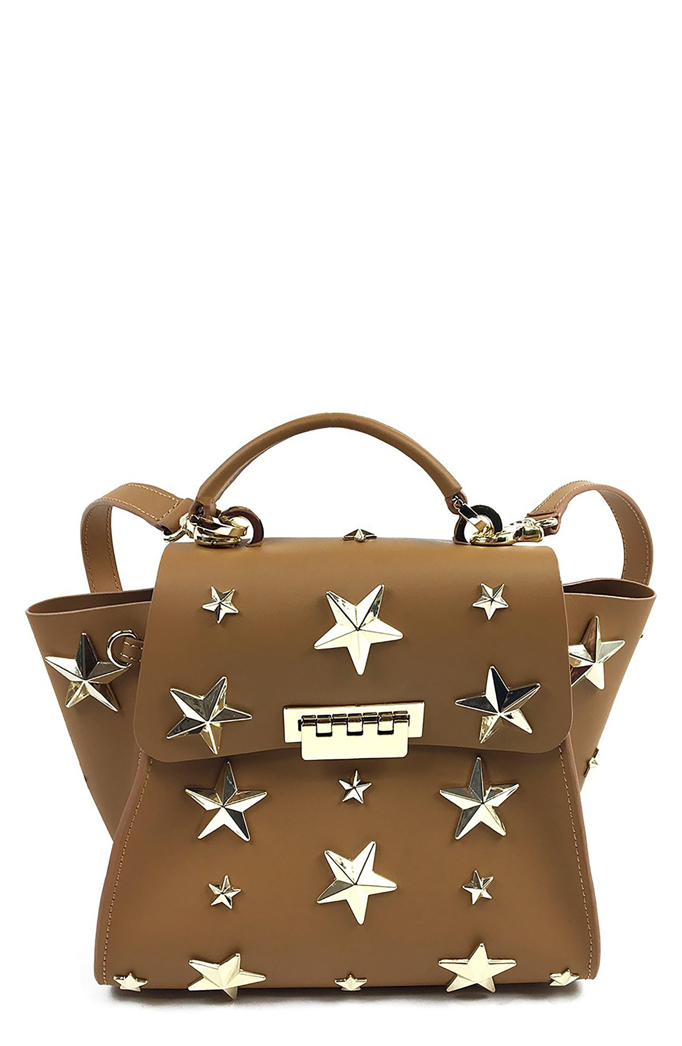 Swarovski Eartha Icon Star Convertible Backpack,                         Main,                         color, 250