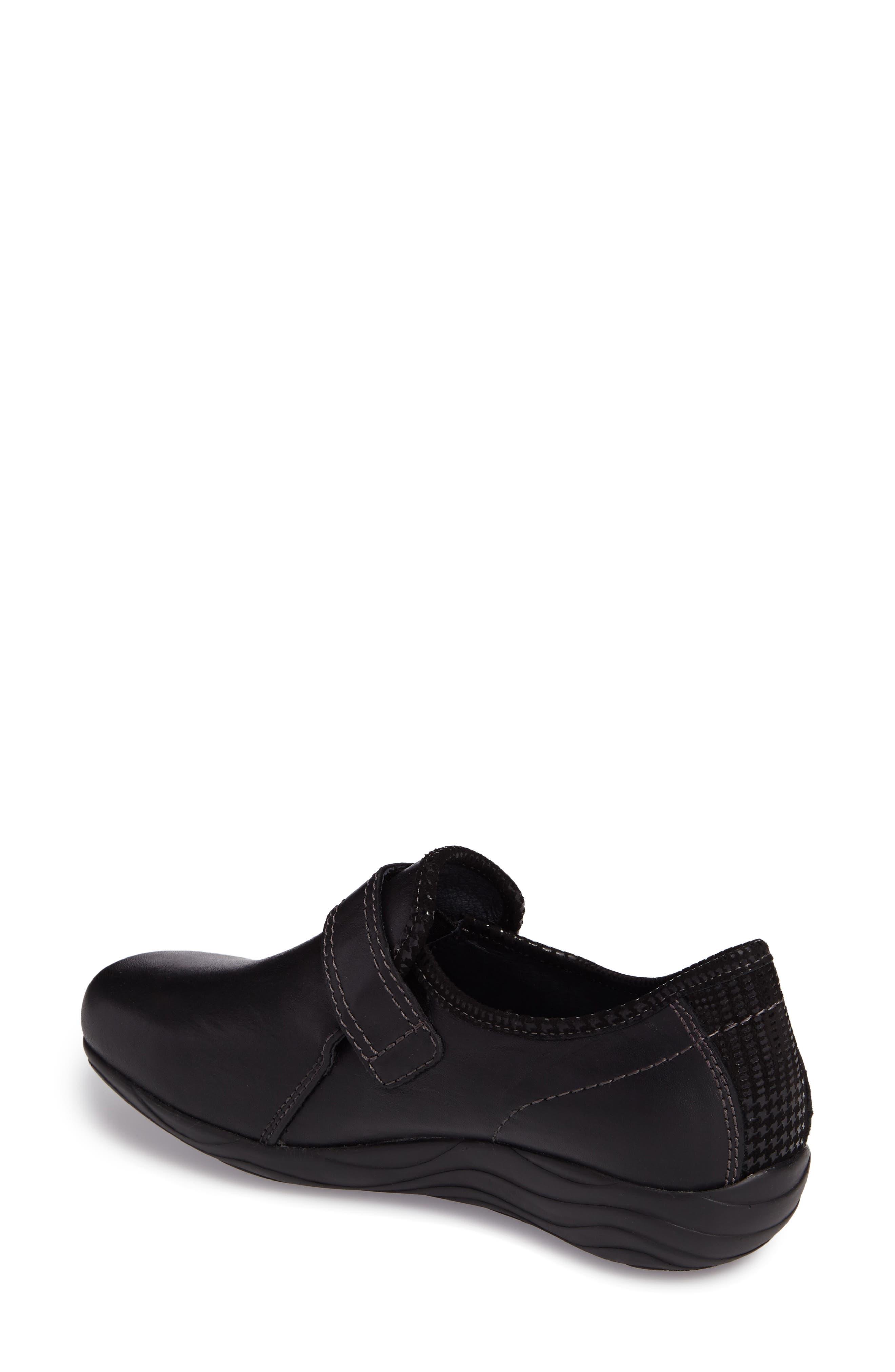 Desna Slip-On Sneaker,                             Alternate thumbnail 2, color,                             001