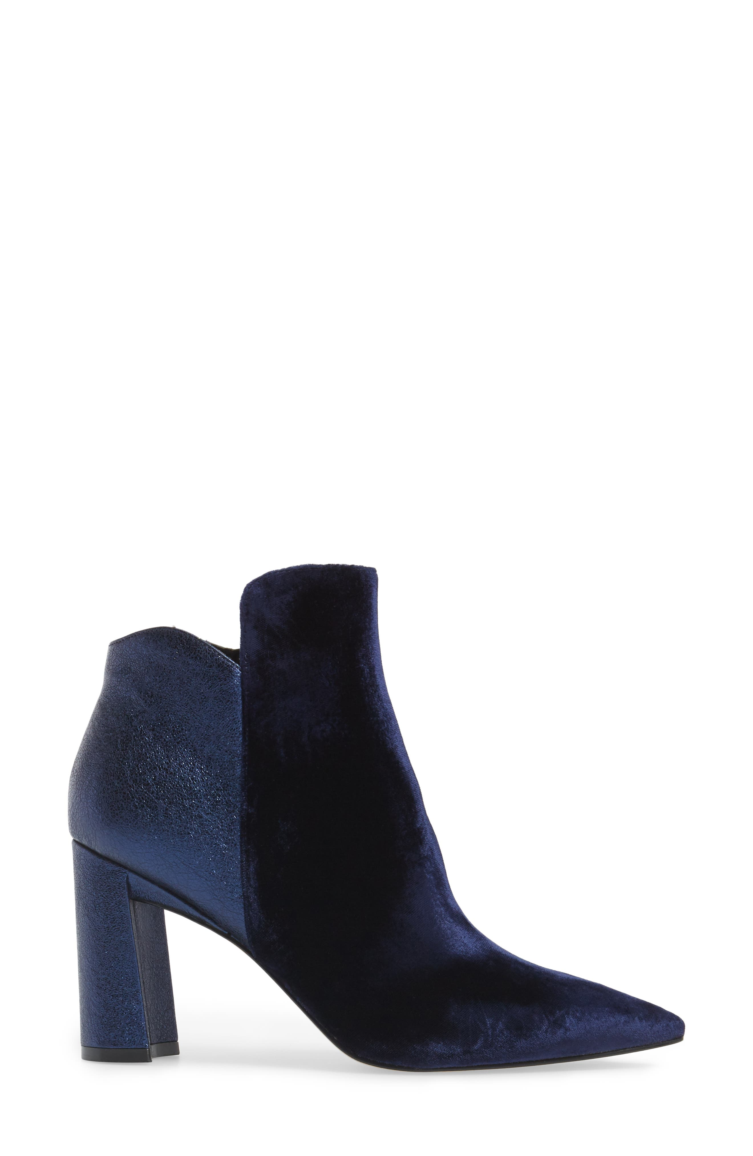 Harper Pointy Toe Bootie,                             Alternate thumbnail 9, color,