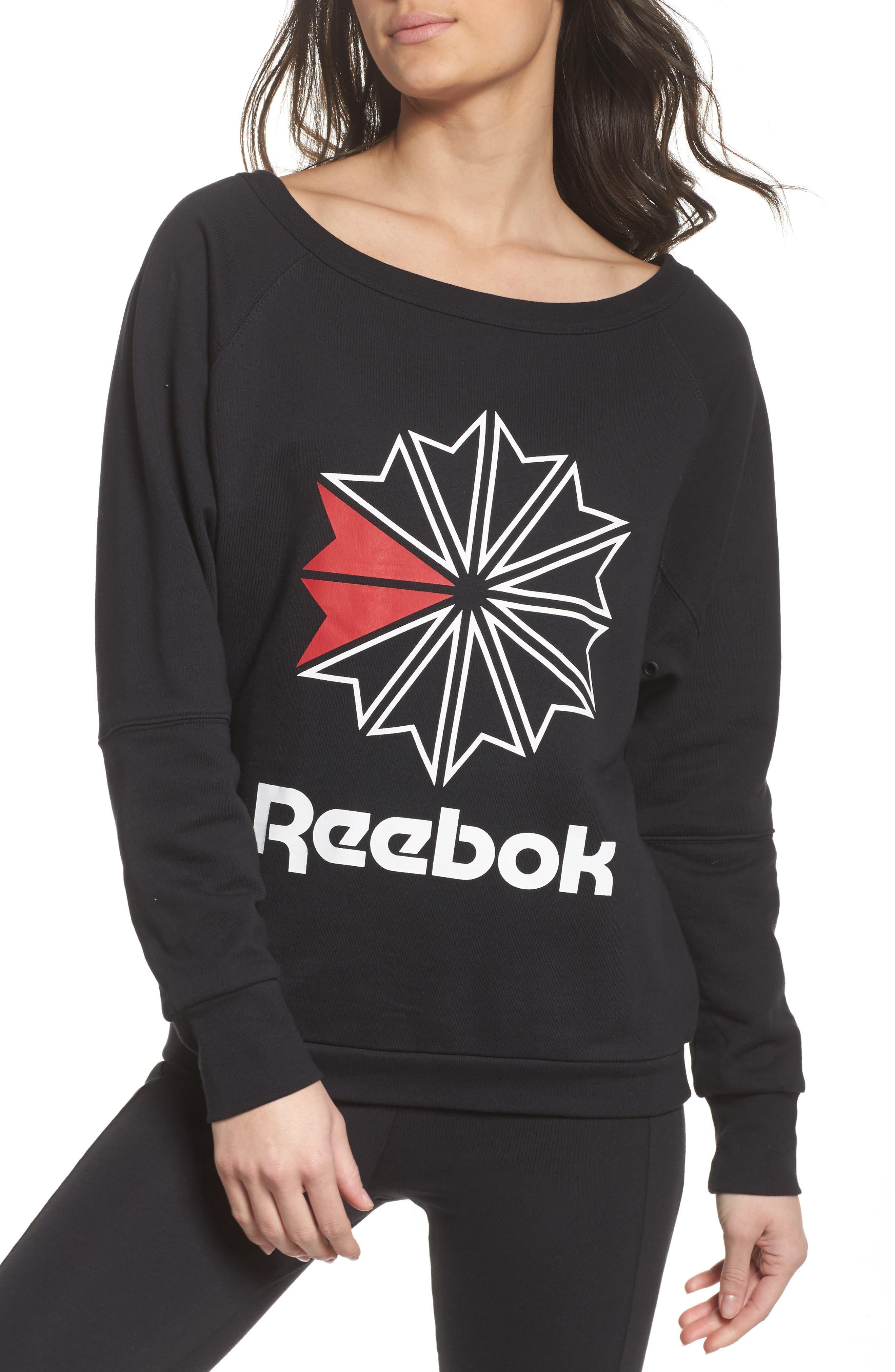 Heritage Starcrest Sweatshirt,                         Main,                         color, 005