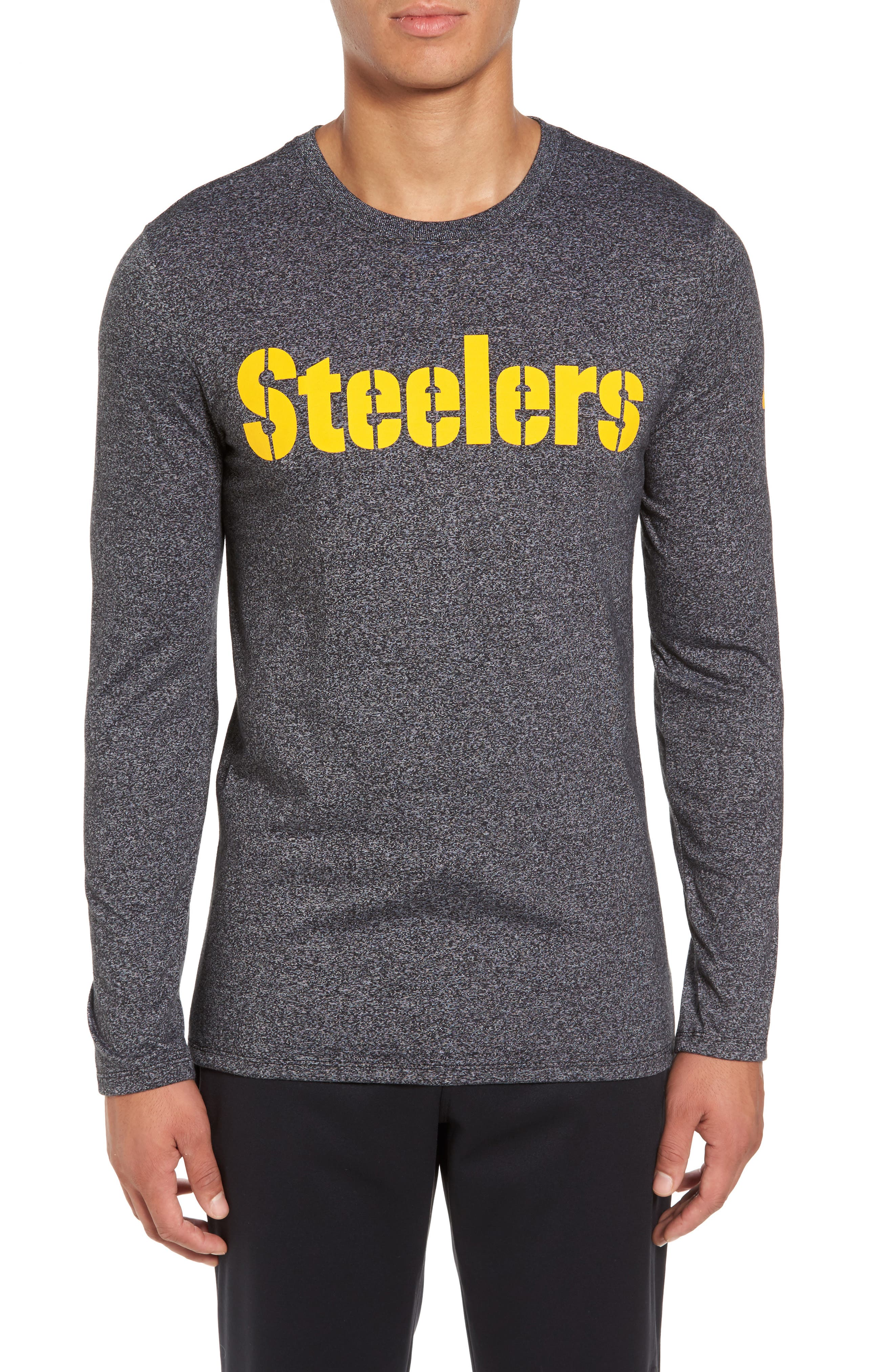 NFL Graphic Long Sleeve T-Shirt,                             Main thumbnail 2, color,