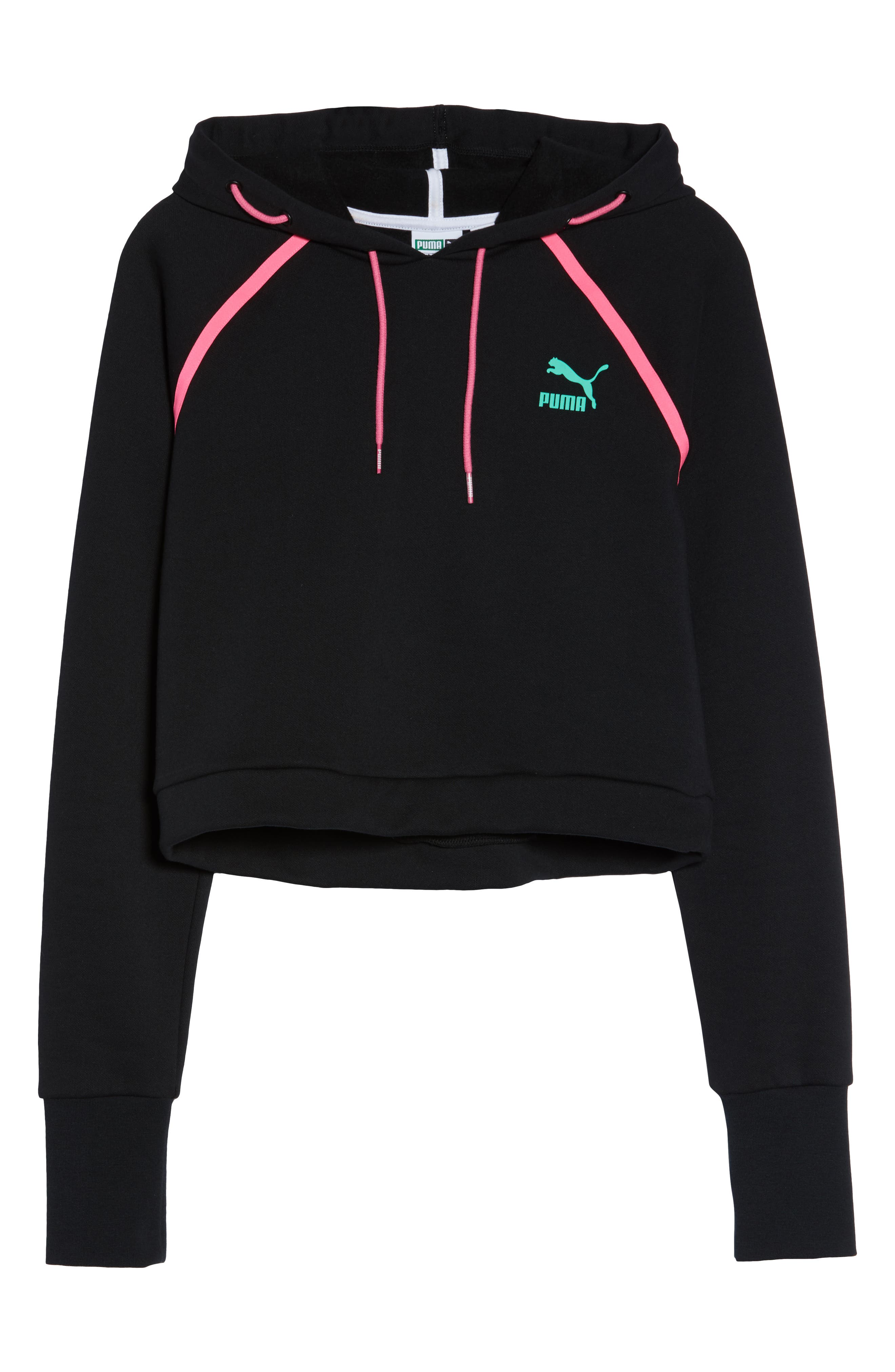 Reflect Hoodie,                             Alternate thumbnail 7, color,                             PUMA BLACK