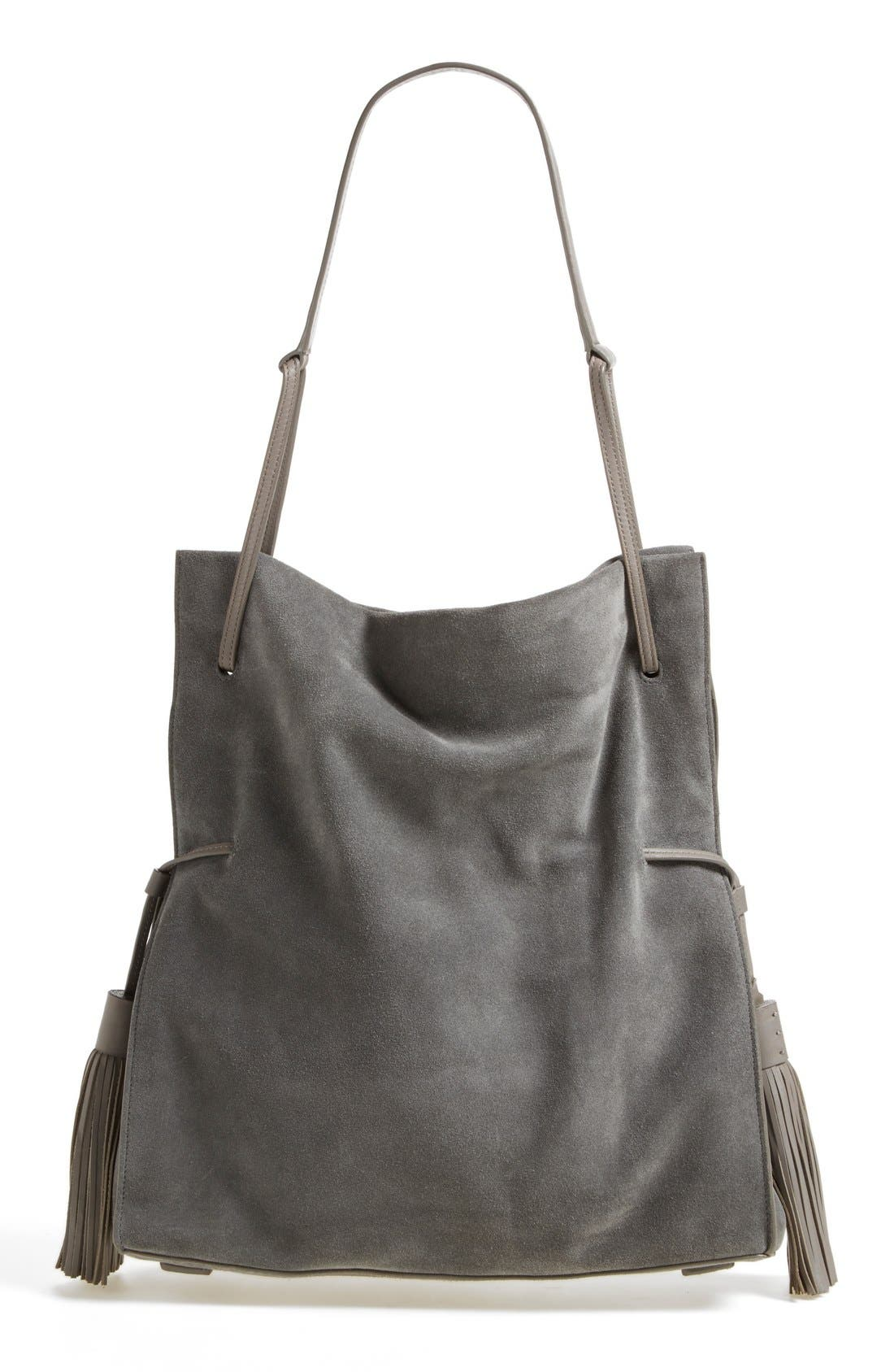 Freedom Suede Hobo,                             Main thumbnail 2, color,