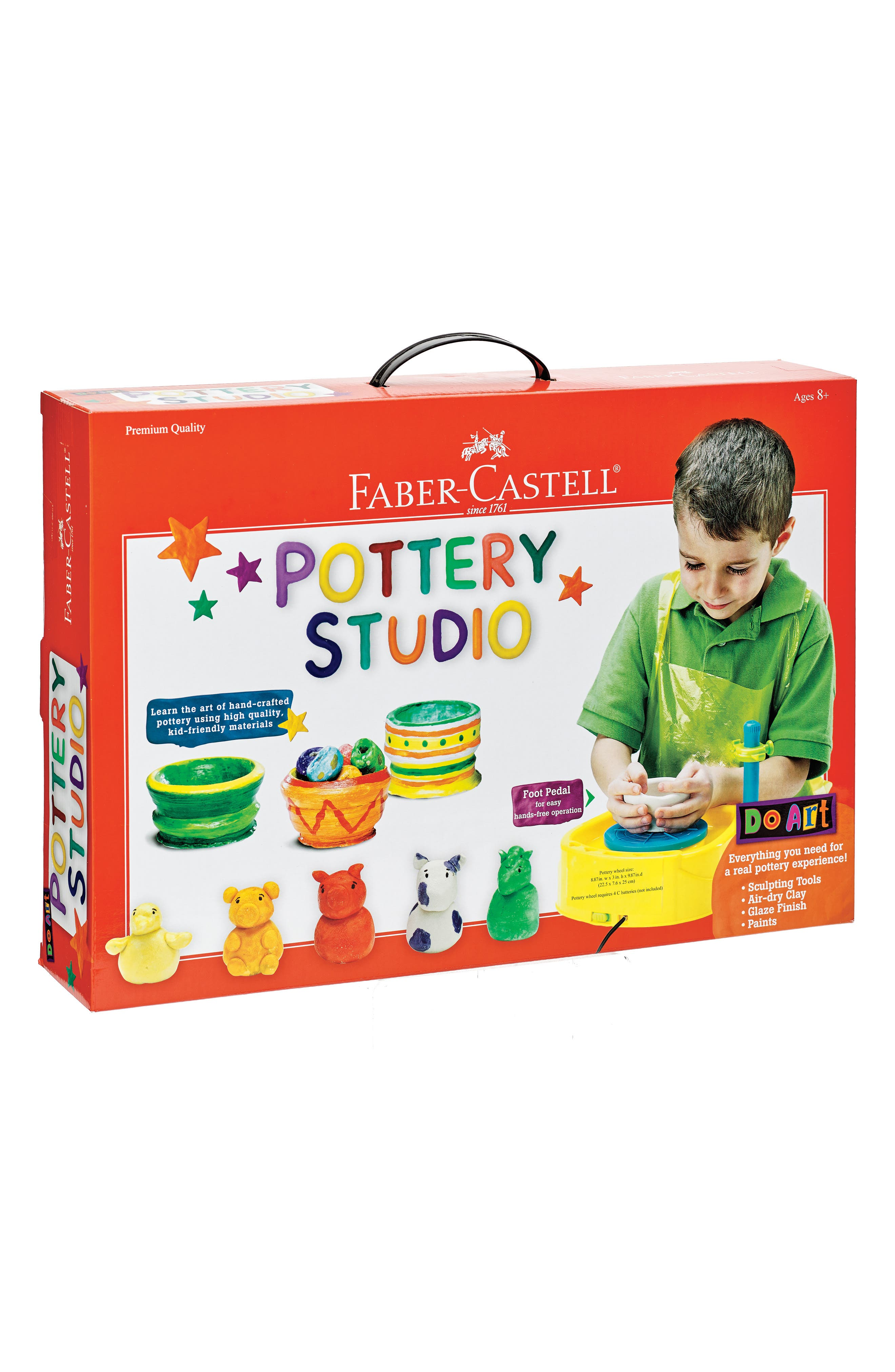 Do Art Pottery Studio,                         Main,                         color, 730
