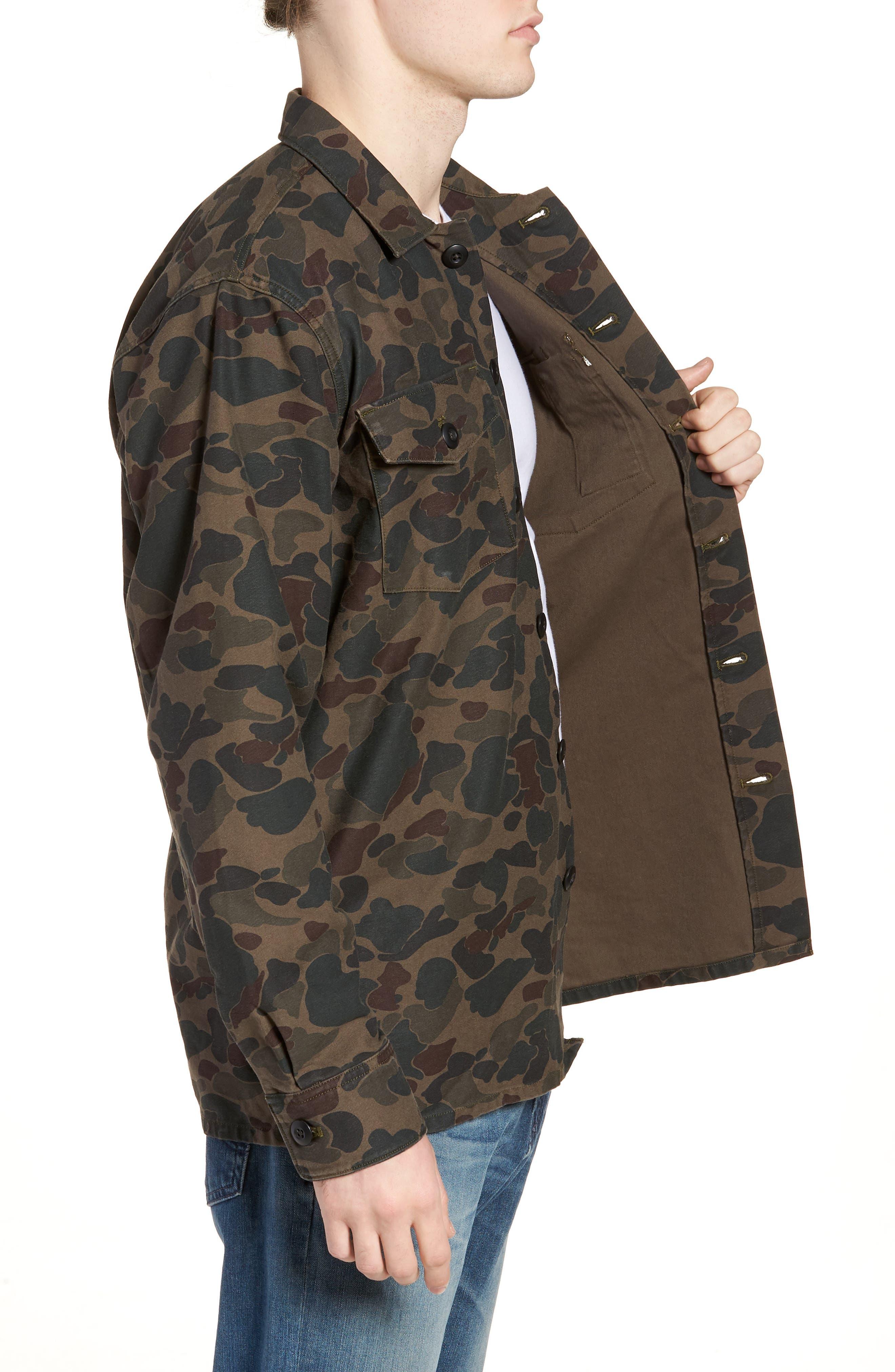 Military Jacket,                             Alternate thumbnail 3, color,                             300