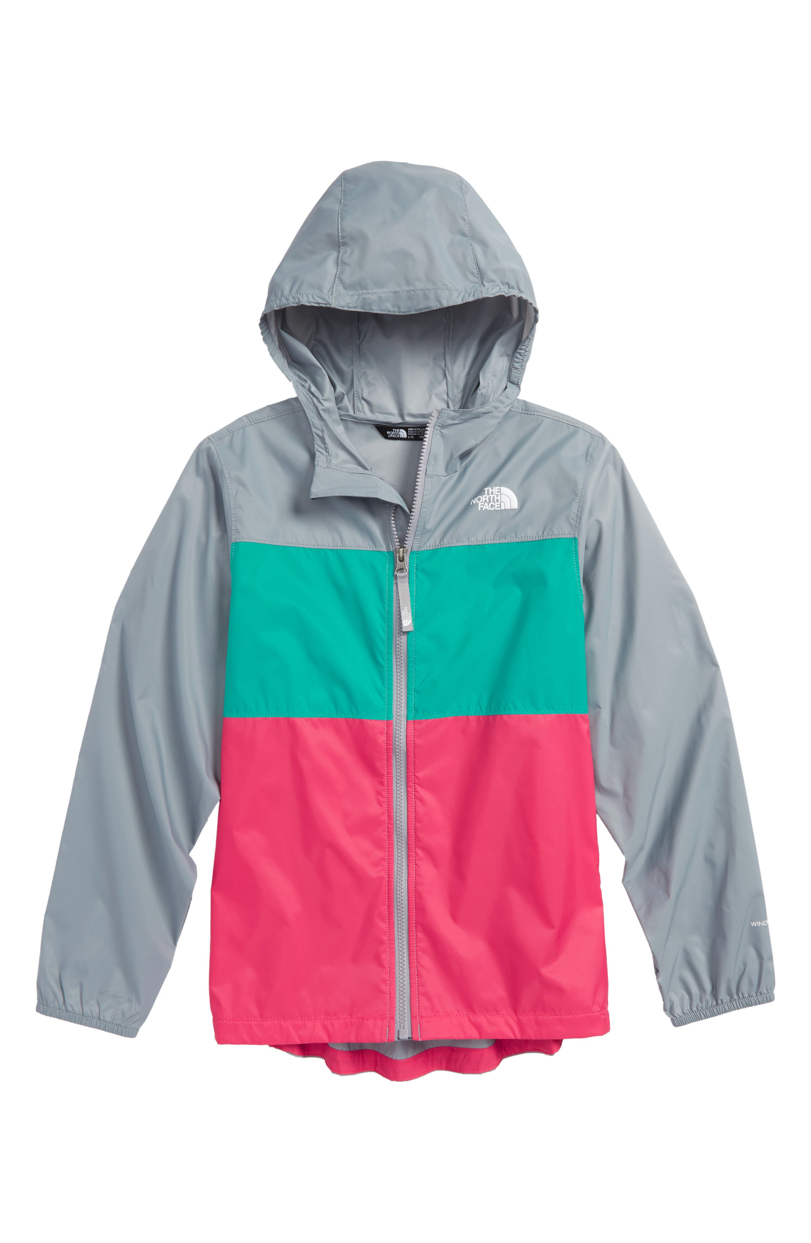 Flurry Hooded Windbreaker,                         Main,                         color, 301