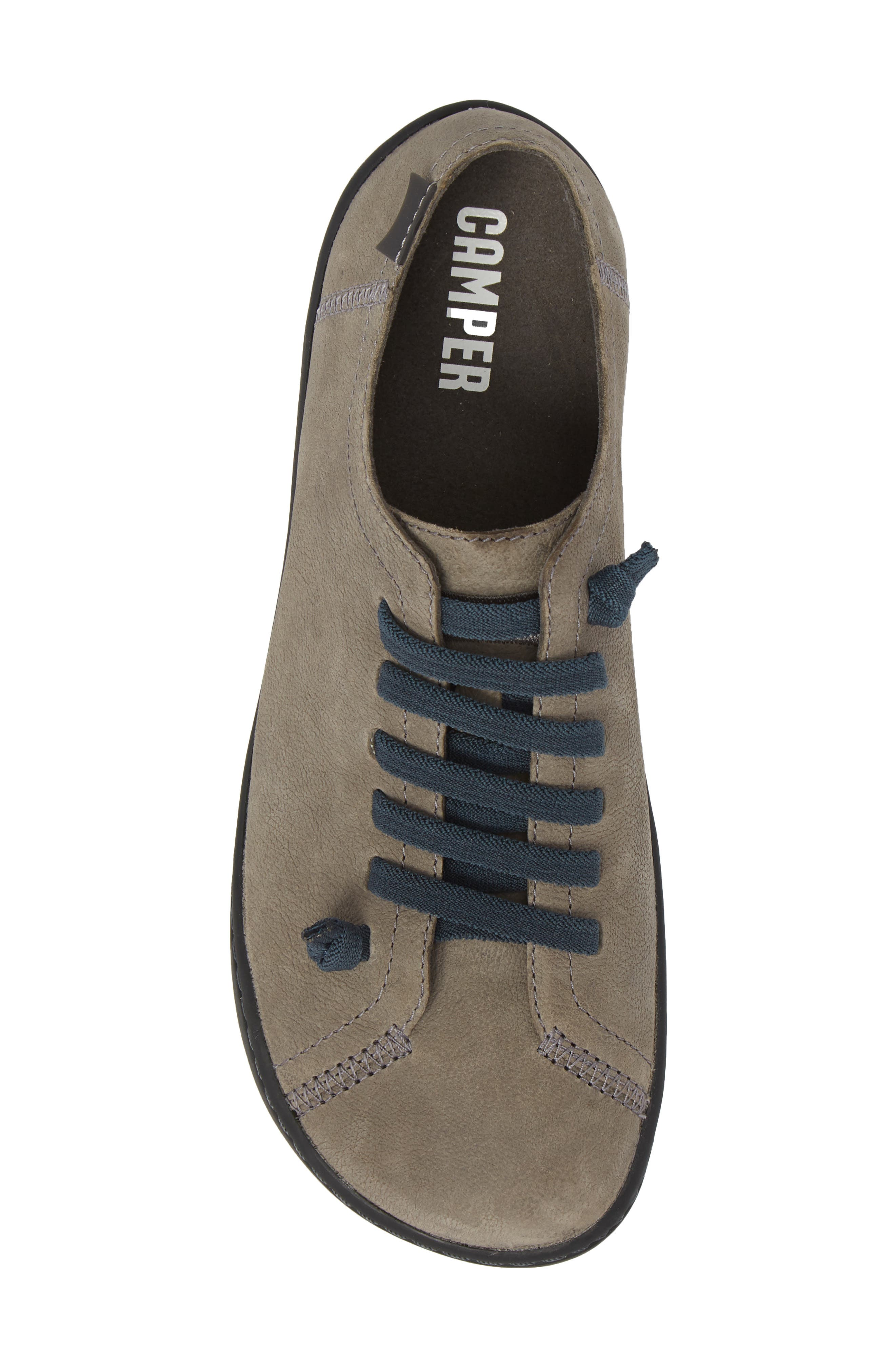 Peu Cami Sneaker,                             Alternate thumbnail 5, color,                             GRAY