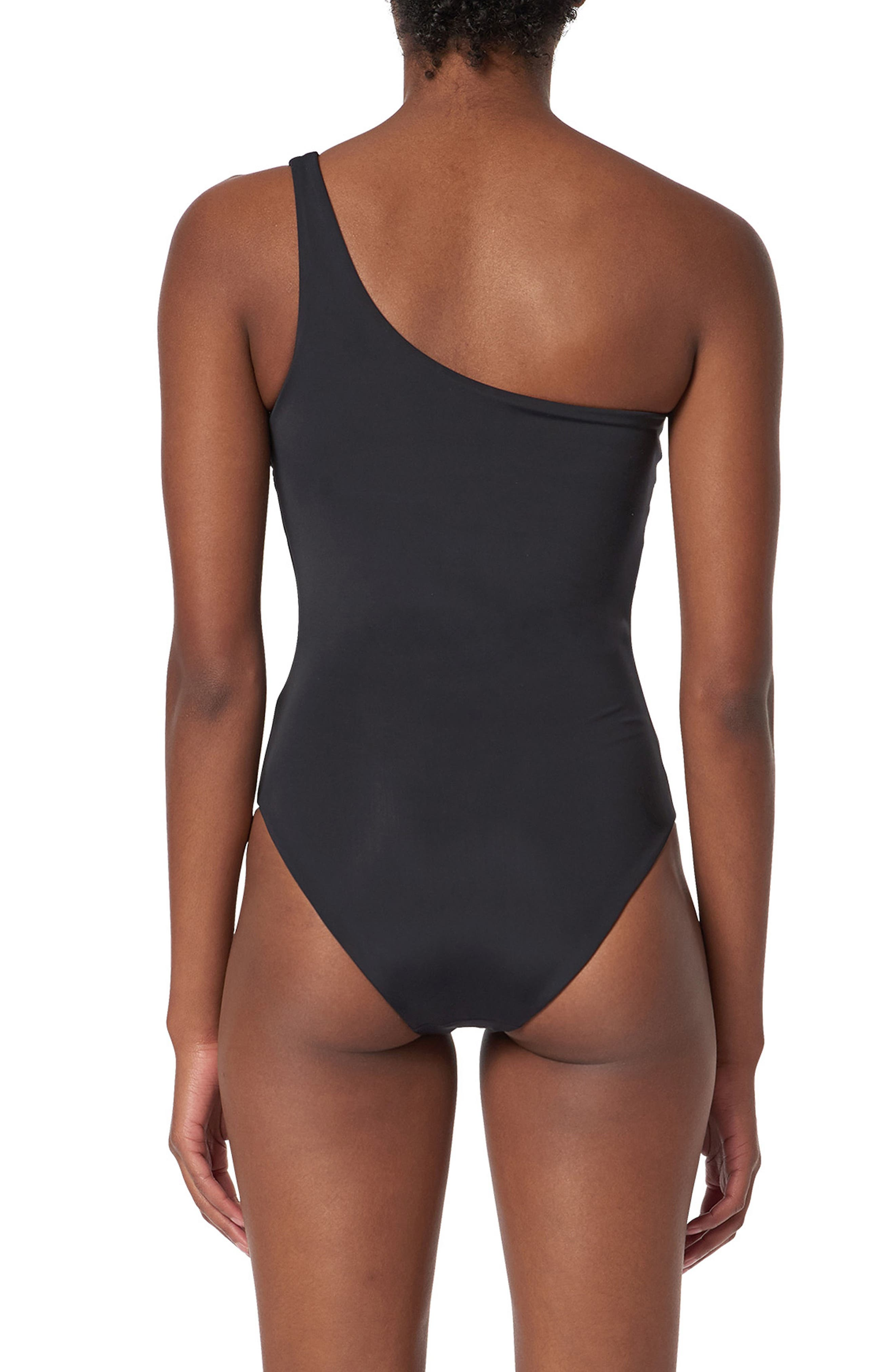 Cher One-Piece Swimsuit,                             Alternate thumbnail 2, color,                             001