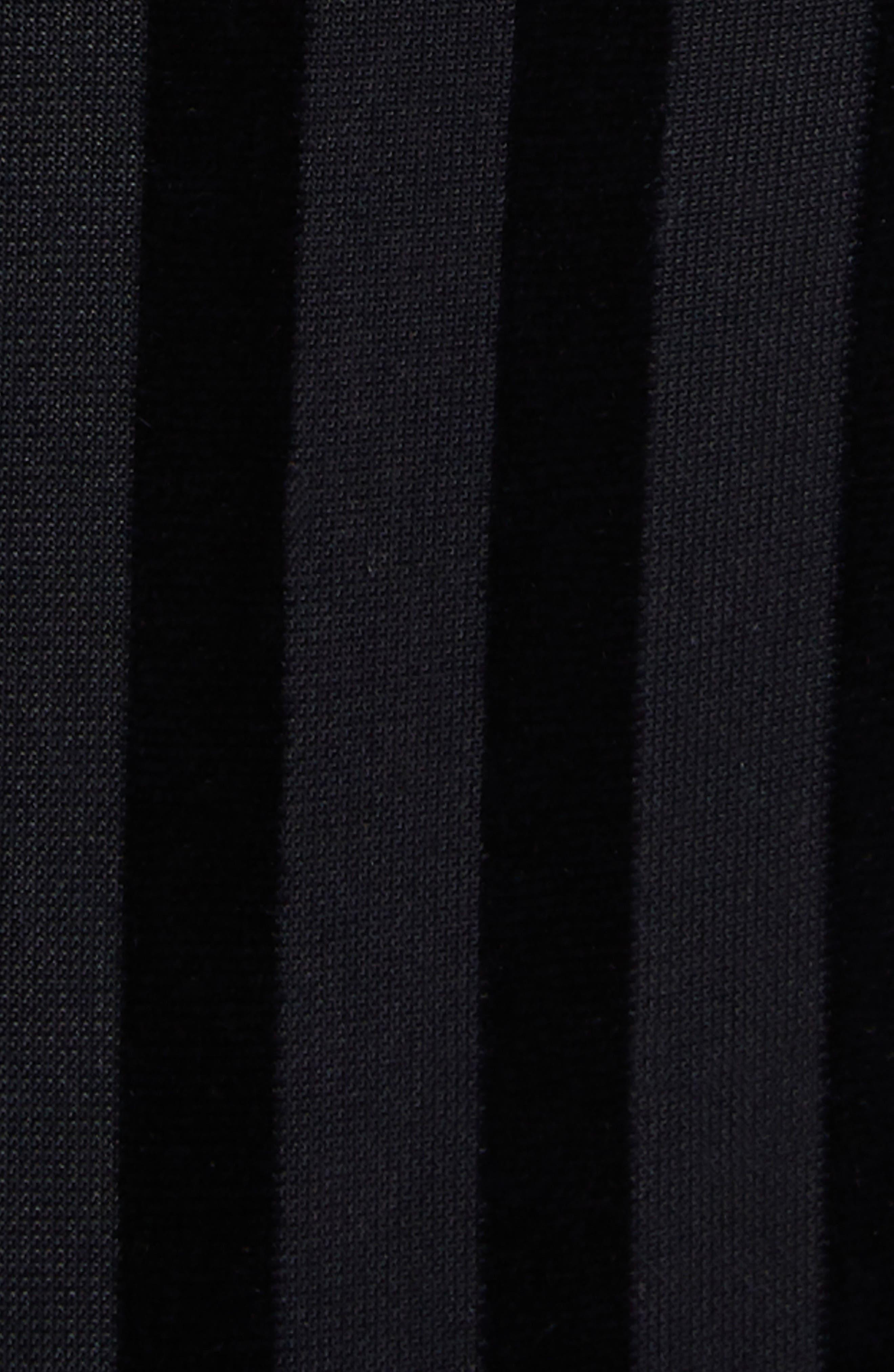 Como Cutout Thong Bodysuit,                             Alternate thumbnail 5, color,                             001