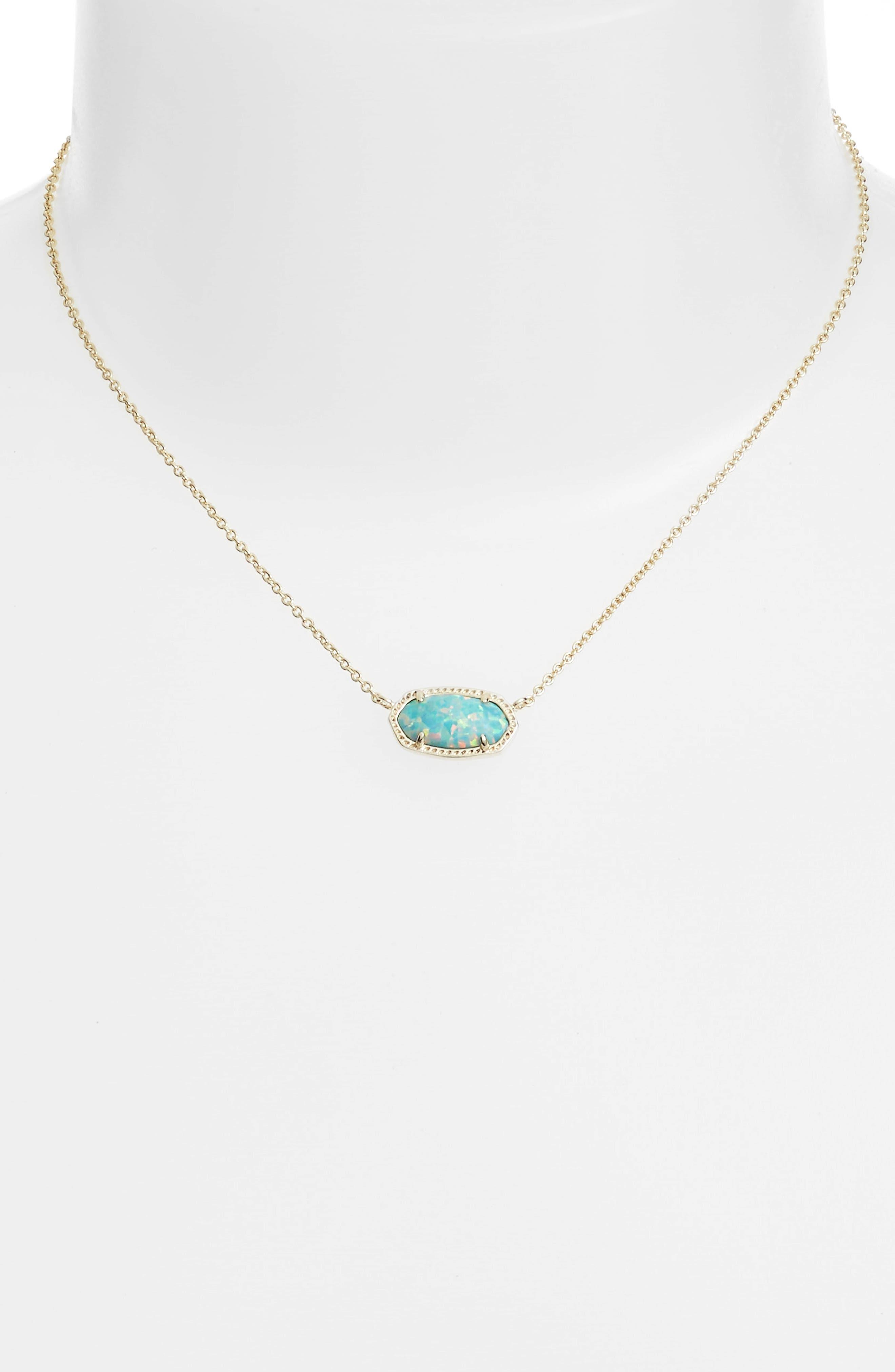 'Elisa' Pendant Necklace,                             Alternate thumbnail 143, color,