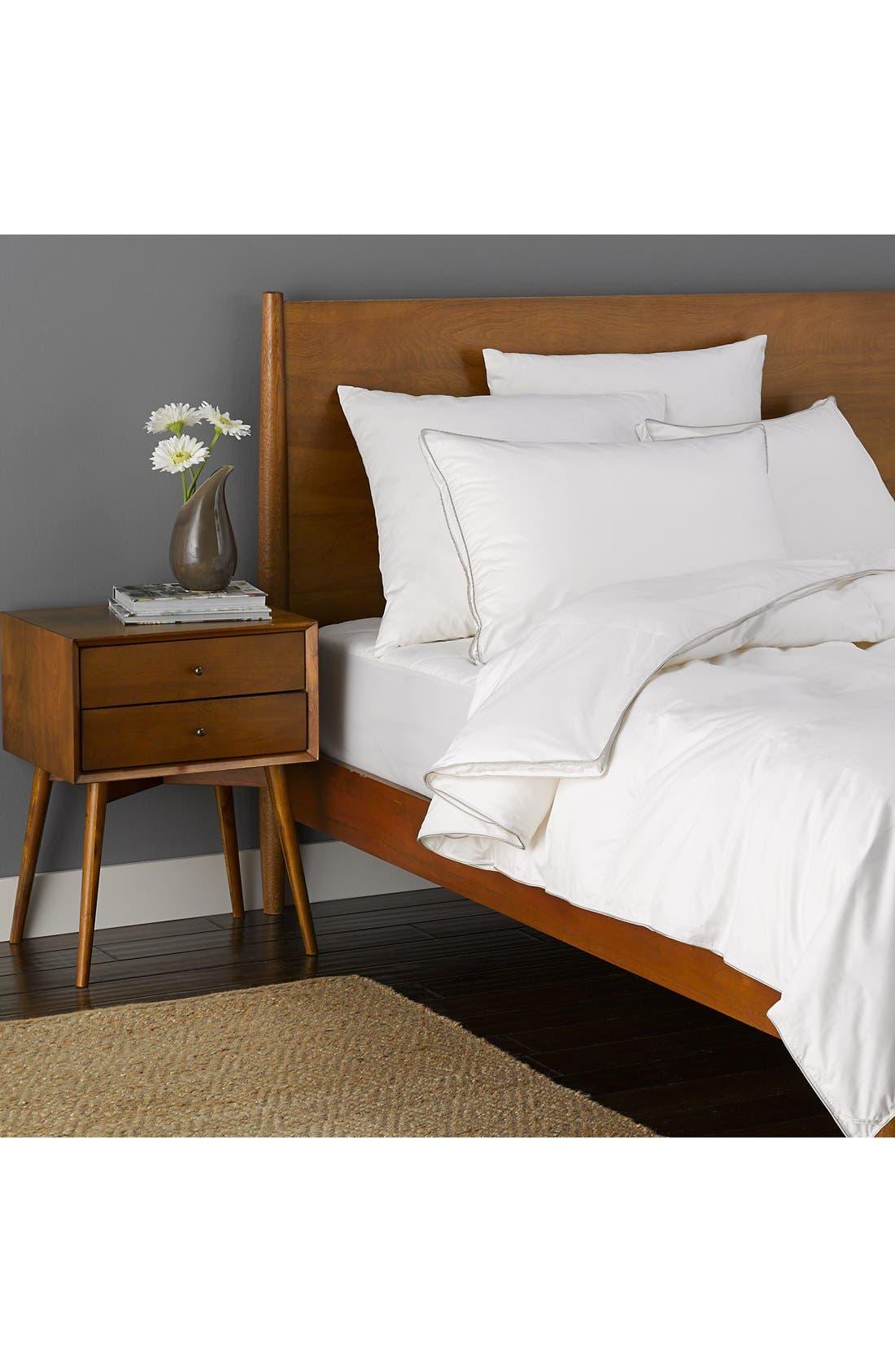 Down Alternative Comforter,                             Alternate thumbnail 2, color,                             WHITE