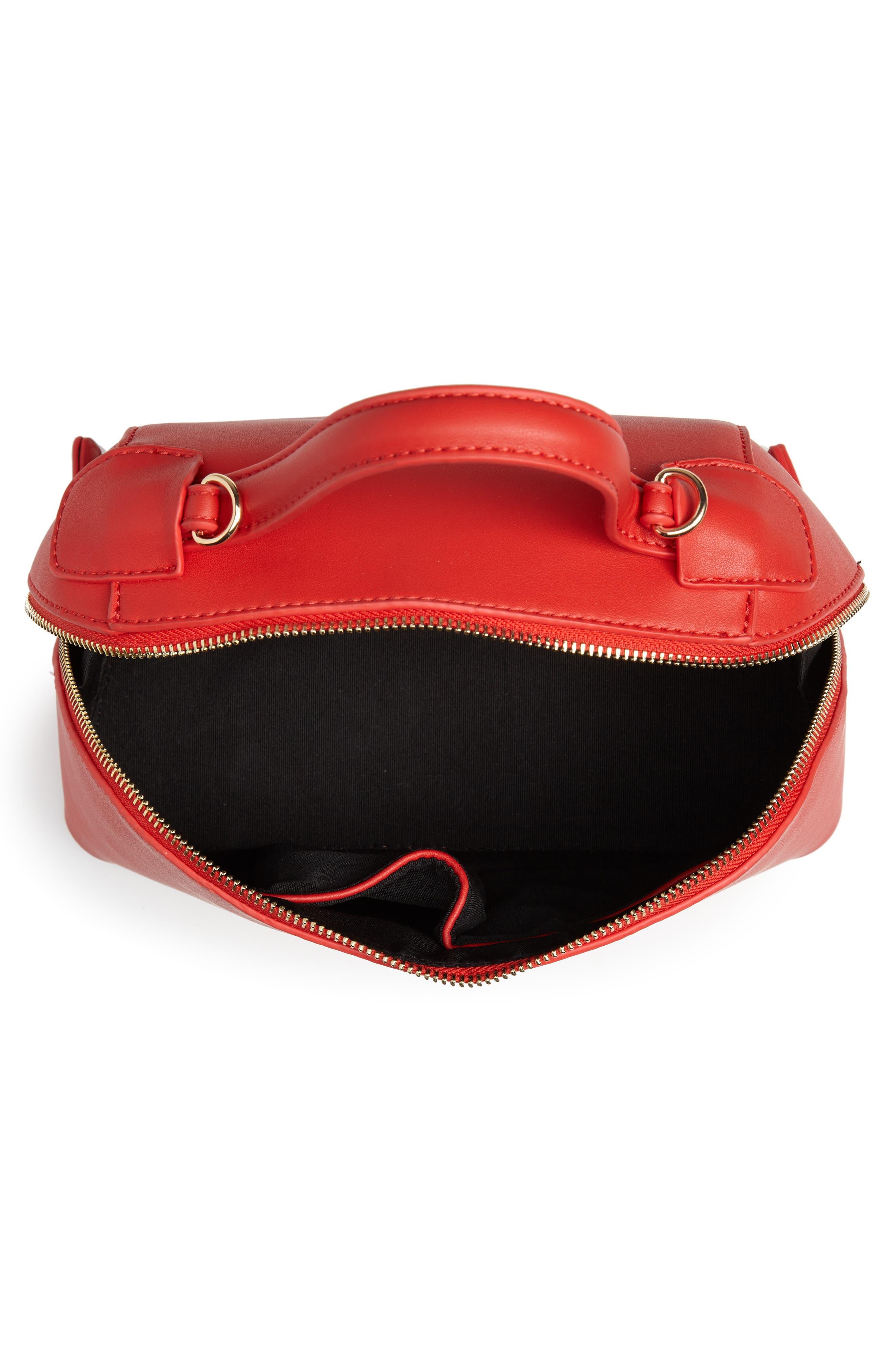 Top Handle Crossbody Bag,                             Alternate thumbnail 4, color,                             600
