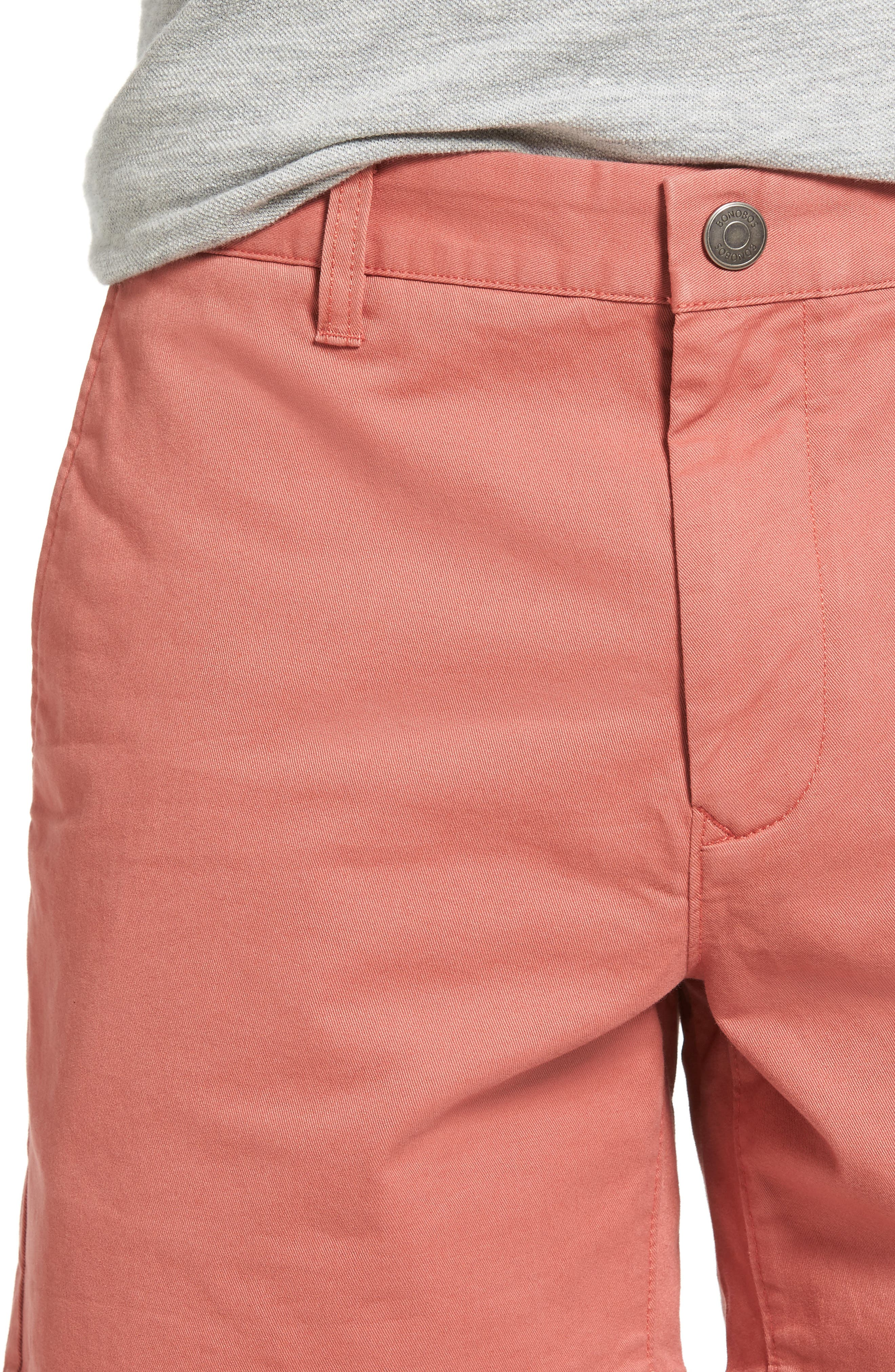 Stretch Washed Chino 5-Inch Shorts,                             Alternate thumbnail 112, color,