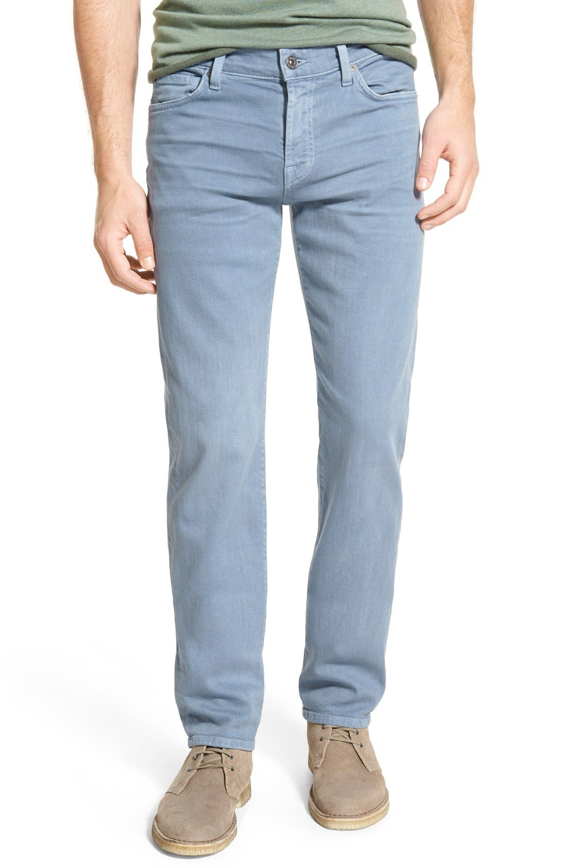 'Slimmy - Luxe Performance' Slim Fit Jeans,                             Main thumbnail 15, color,