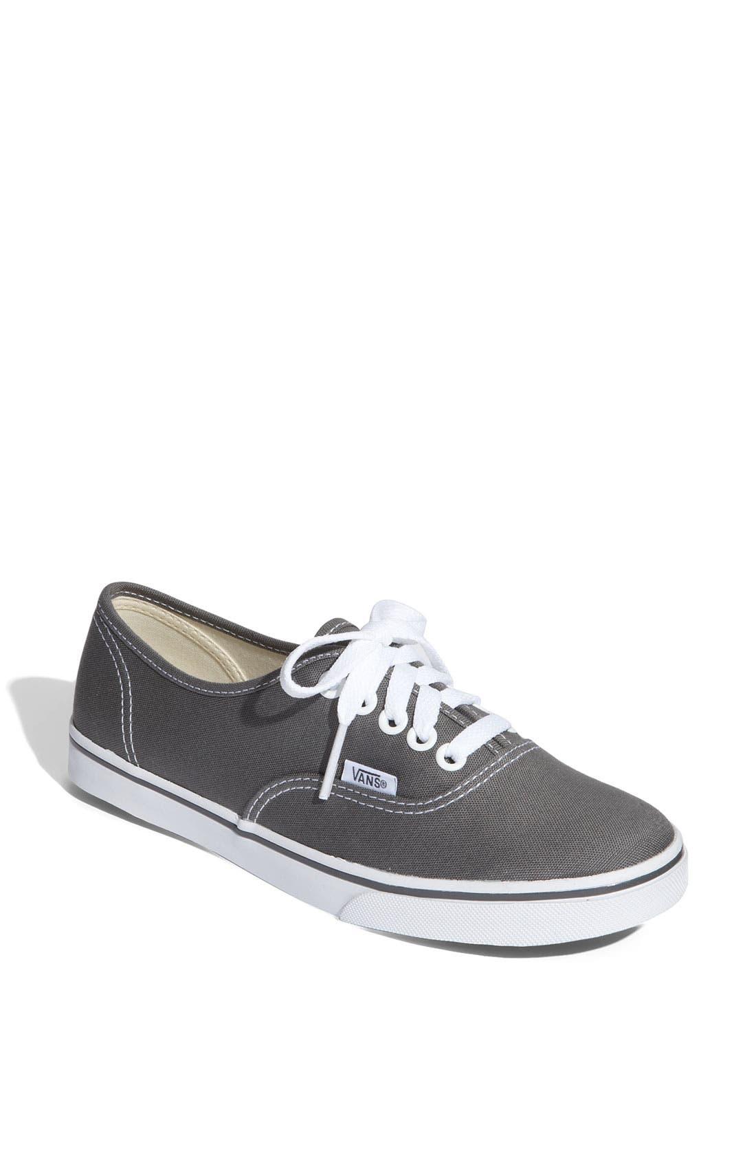 'Authentic - Lo Pro' Sneaker,                             Main thumbnail 1, color,                             021