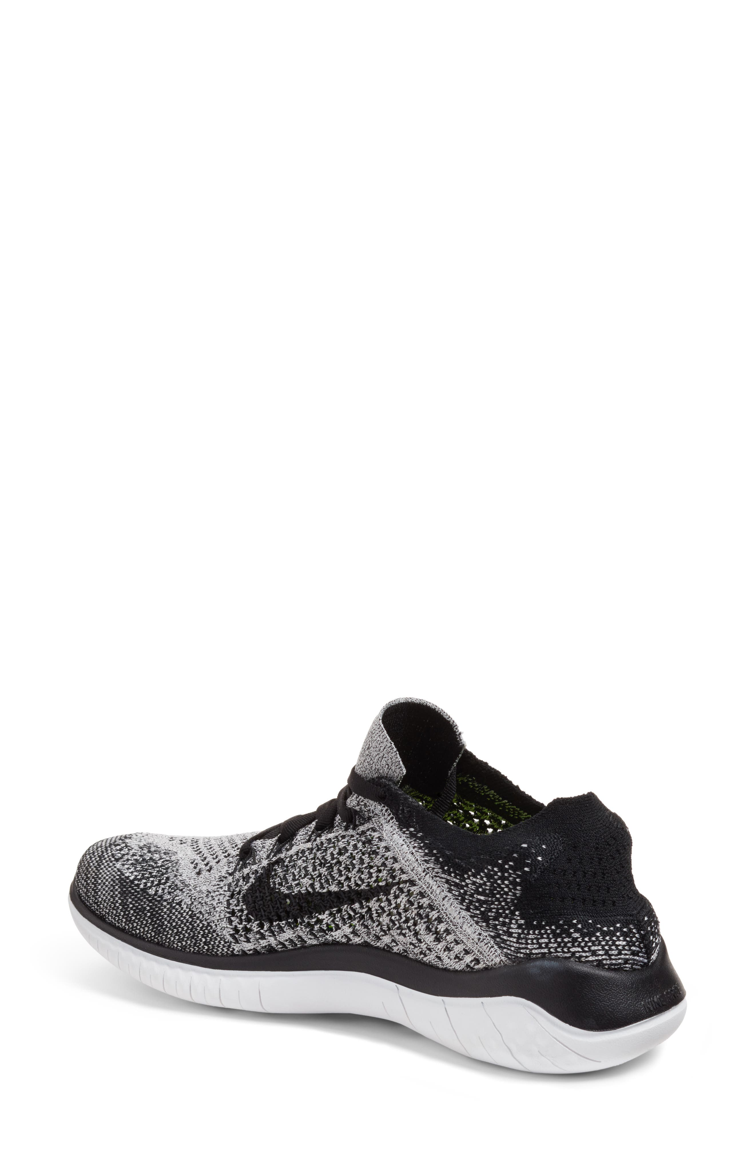 Free RN Flyknit 2018 Running Shoe,                             Alternate thumbnail 14, color,