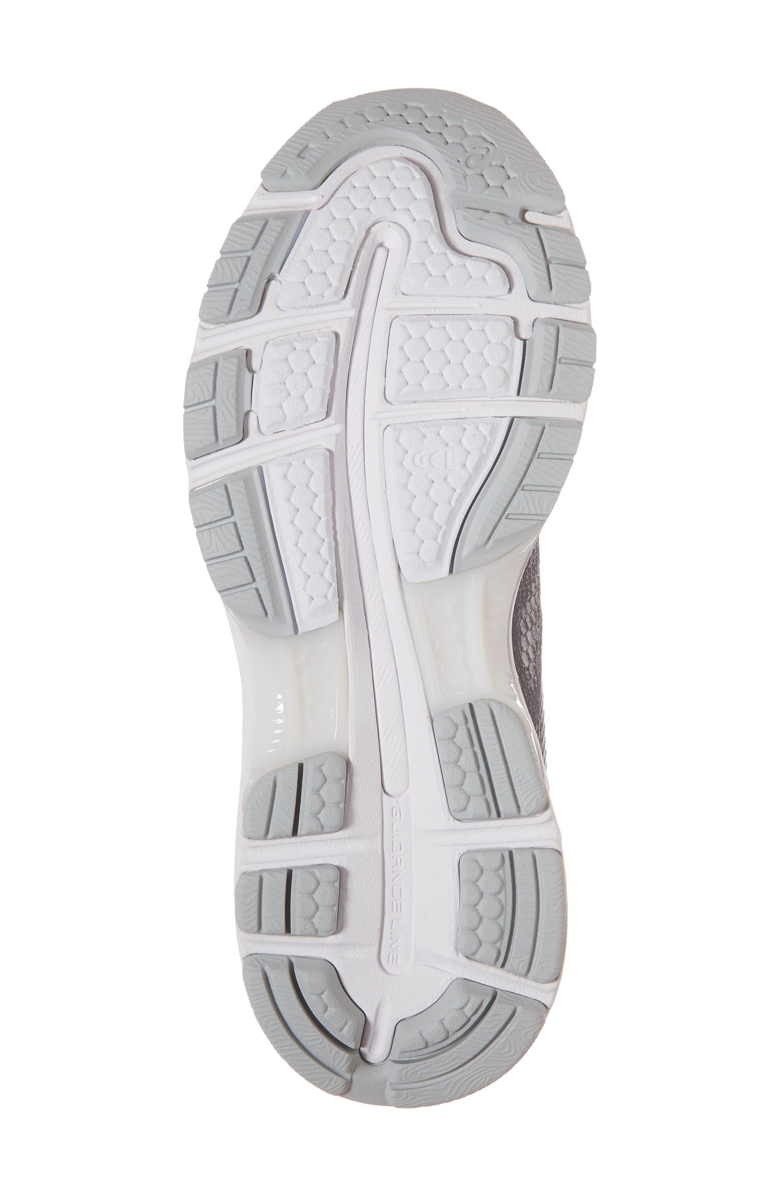 GEL-Nimbus 20 Platinum Running Shoe,                             Alternate thumbnail 6, color,                             097