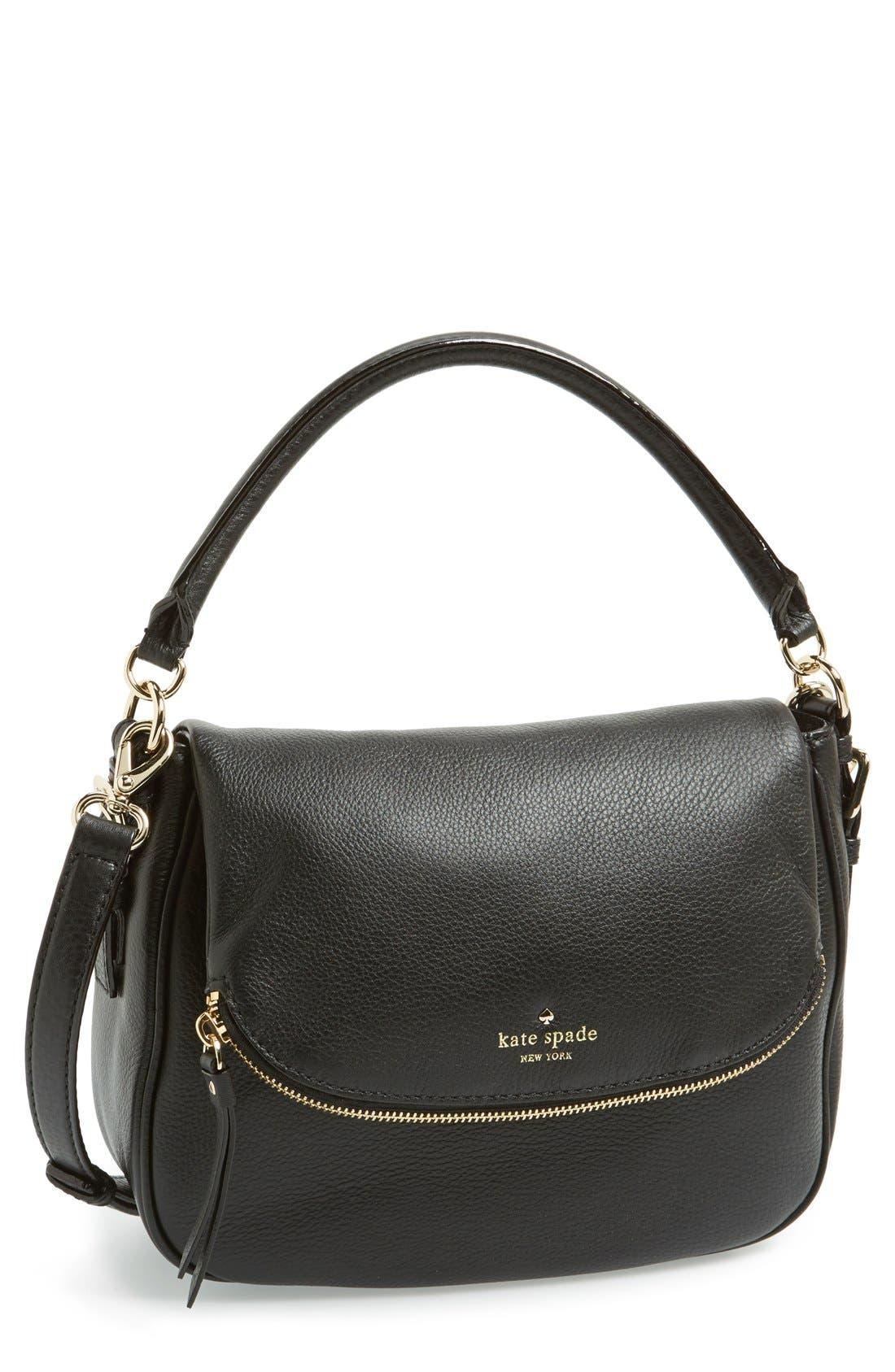 'cobble hill - small devin' satchel,                         Main,                         color, 001