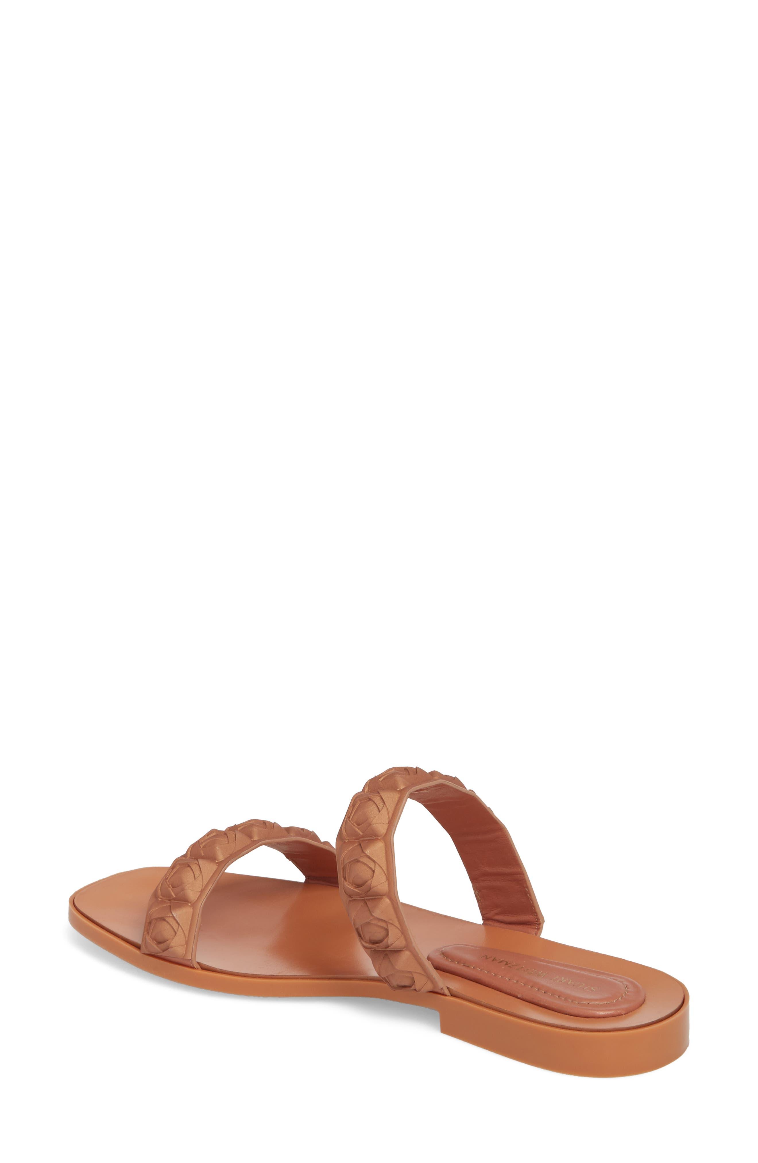 Rosita Dual Strap Slide Sandal,                             Alternate thumbnail 9, color,