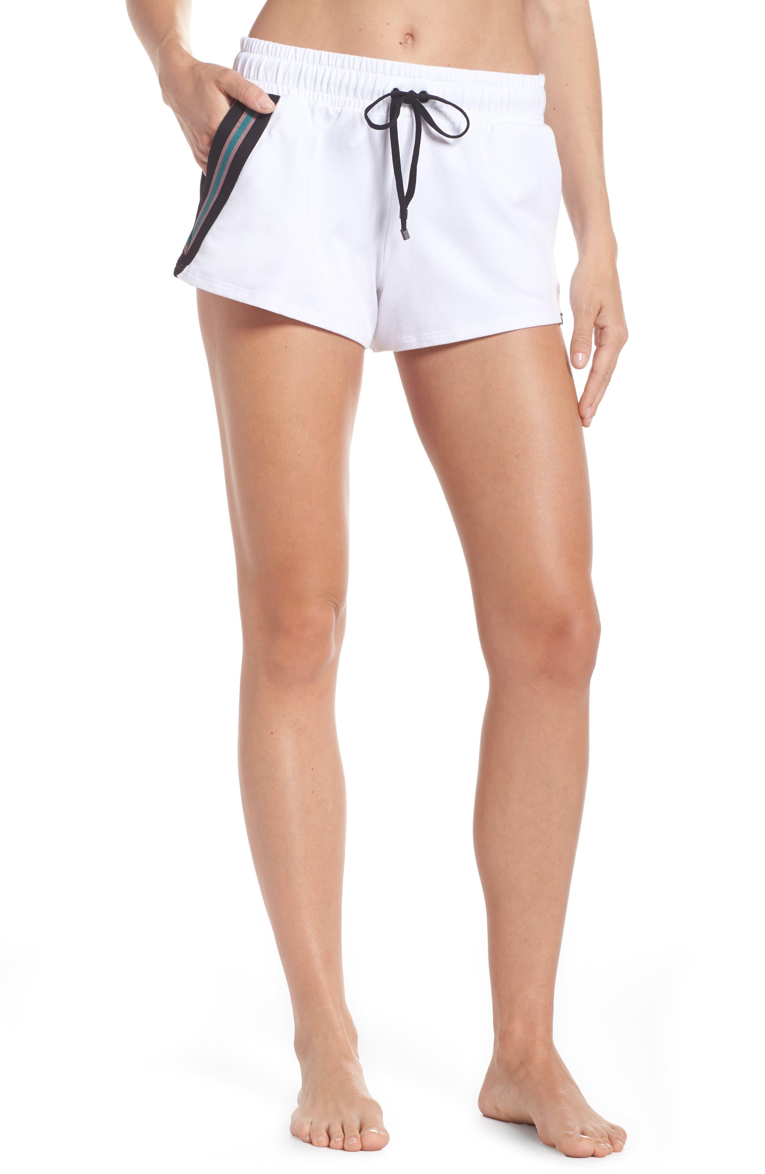 Beam Shorts,                         Main,                         color, WHITE