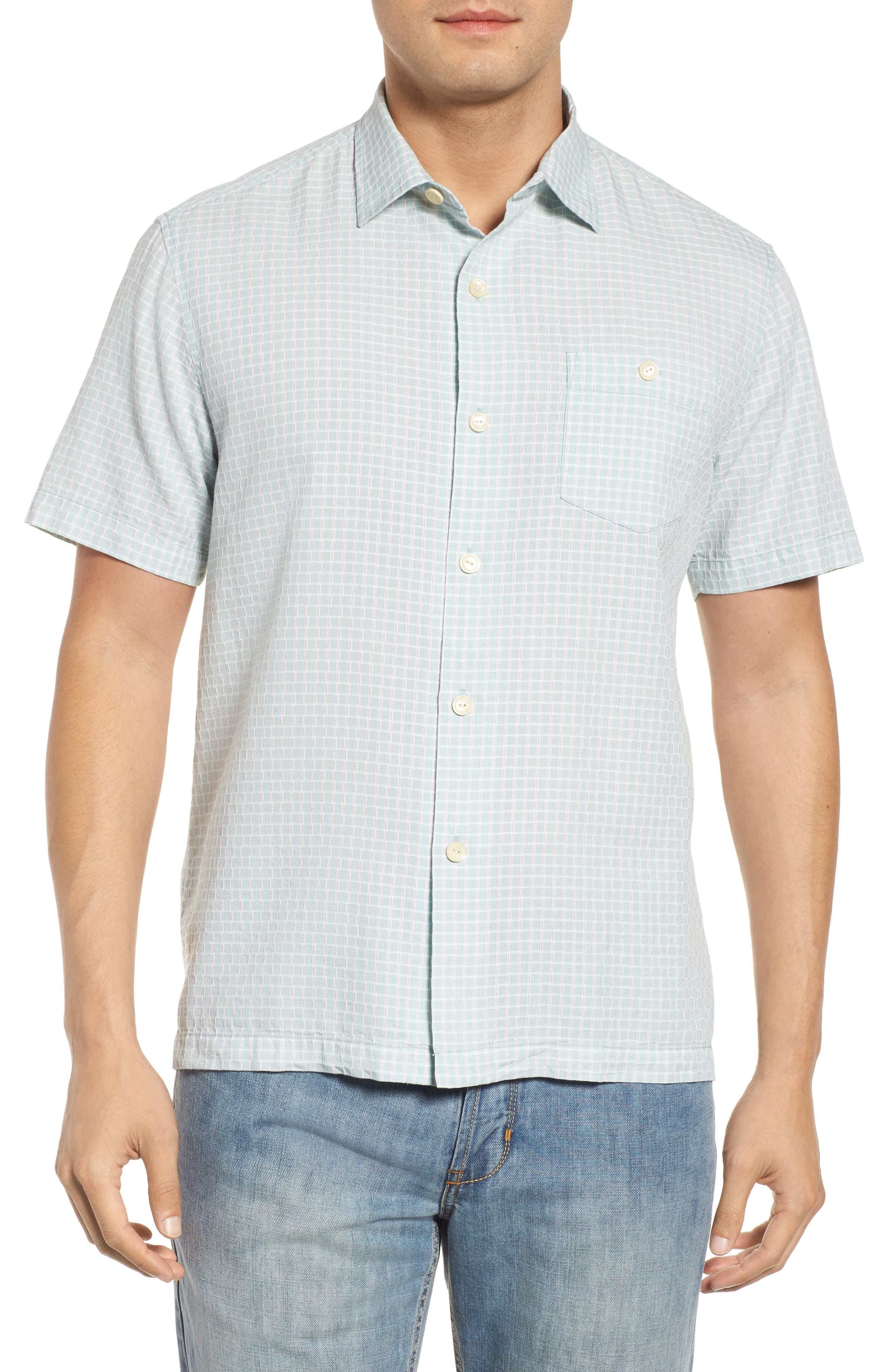 Once in a Tile Regular Fit Sport Shirt,                             Main thumbnail 3, color,