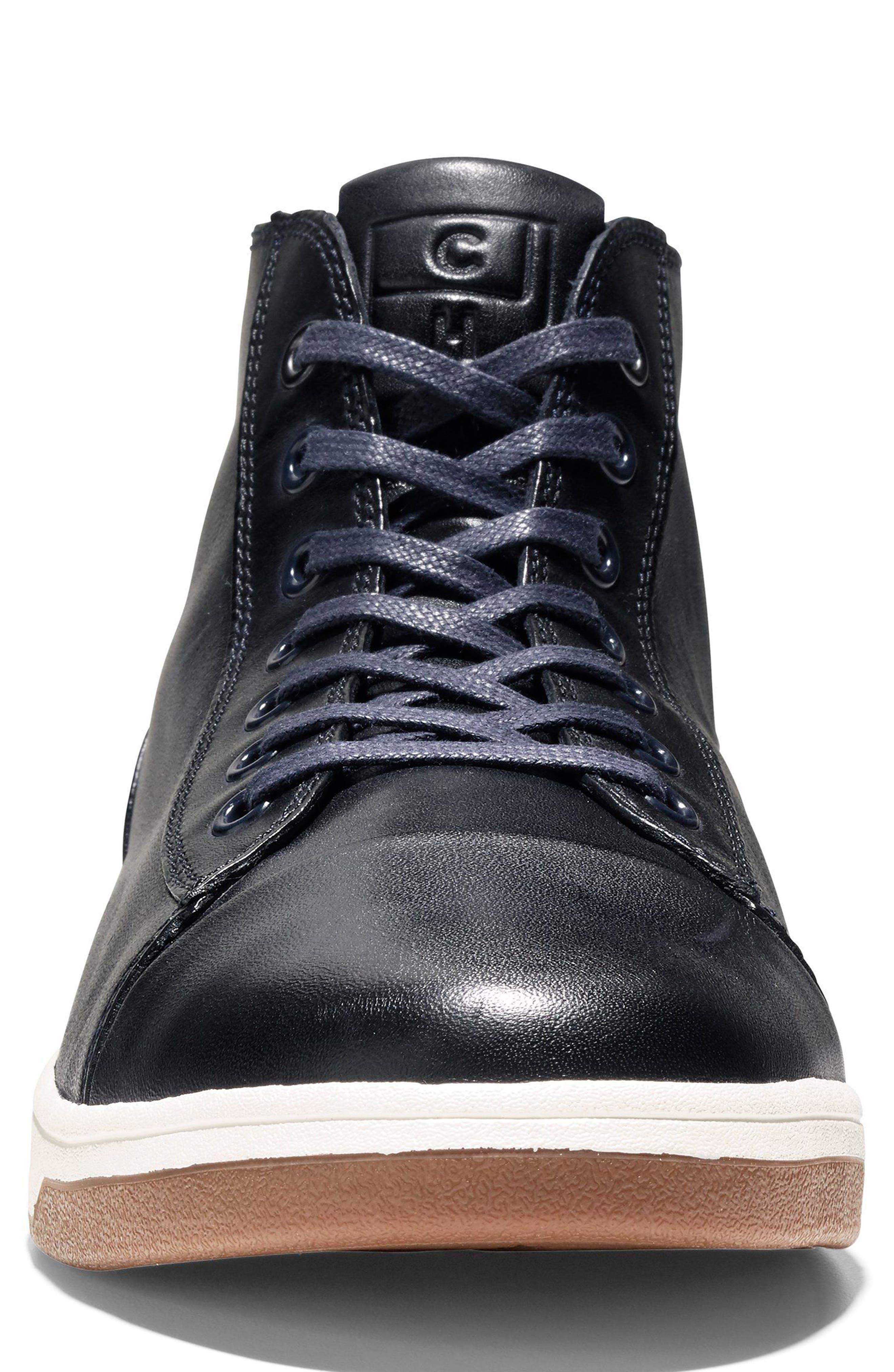 GrandPro High Top Sneaker,                             Alternate thumbnail 8, color,