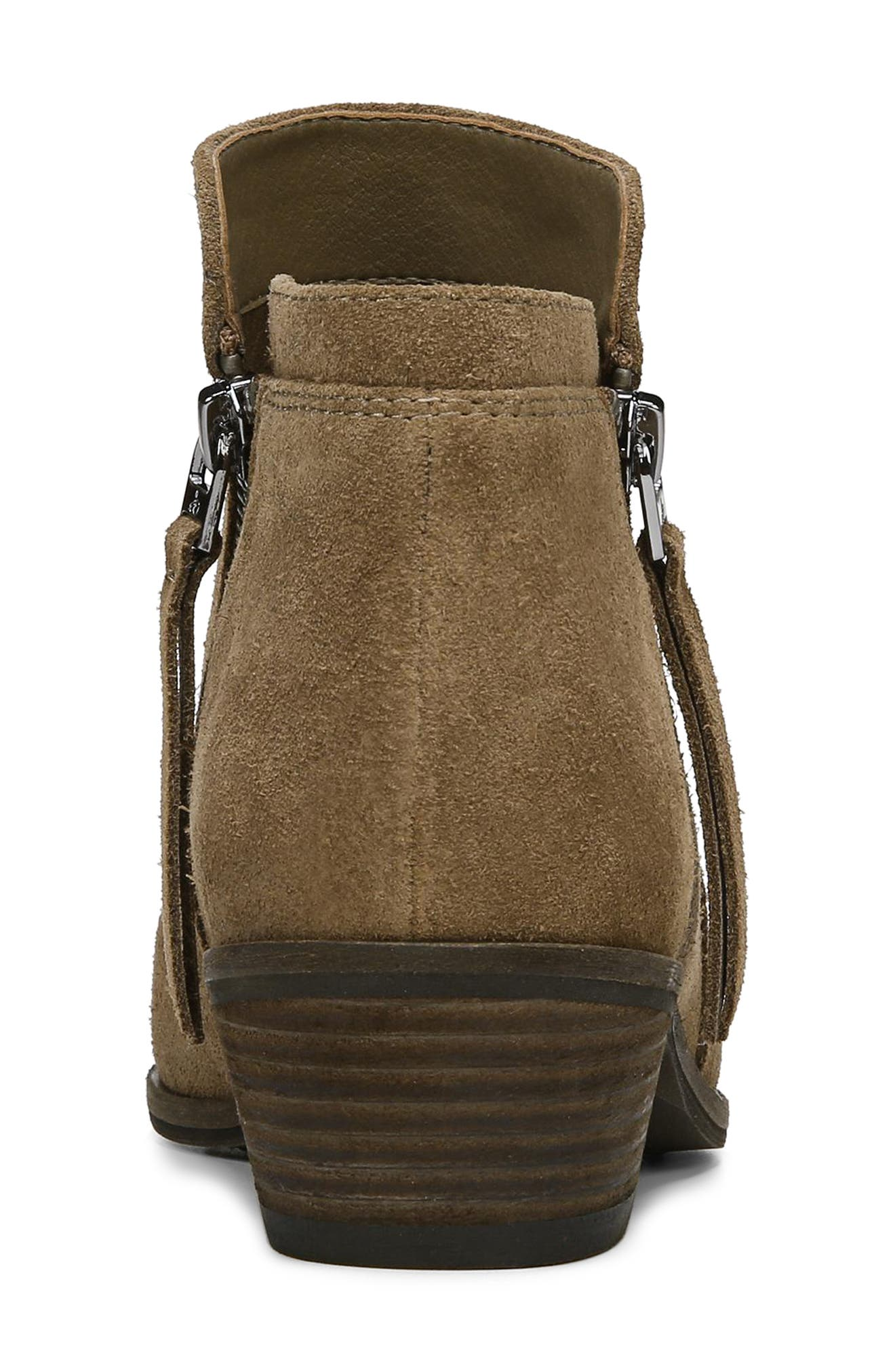 Packer Bootie,                             Alternate thumbnail 9, color,                             DARK TAUPE SUEDE LEATHER