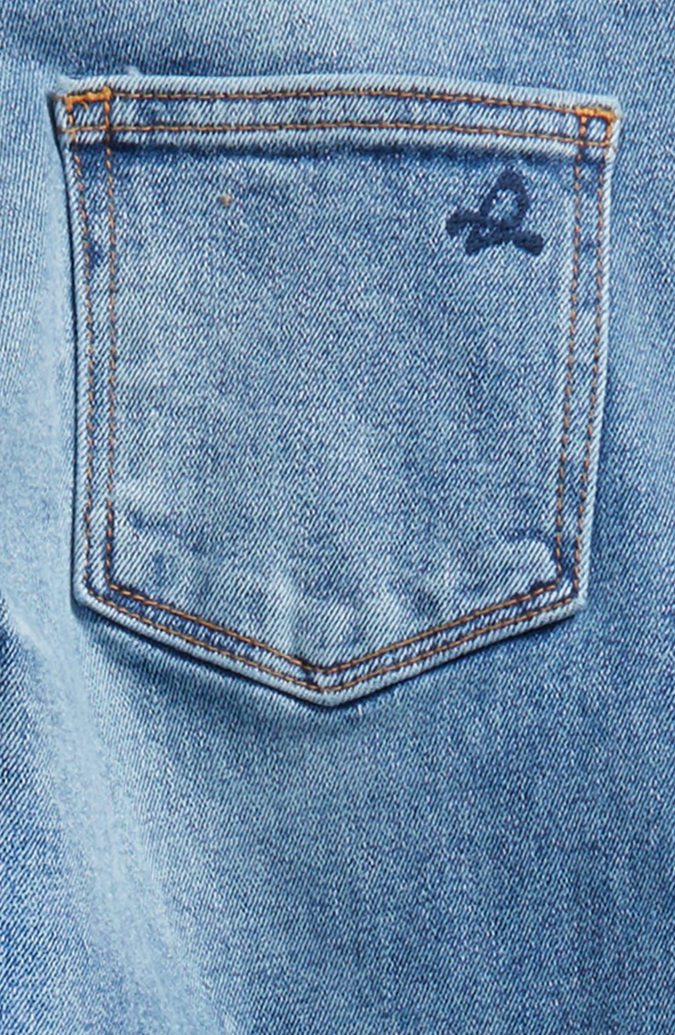 Brady Slim Fit Jeans,                             Alternate thumbnail 3, color,                             BREATHE