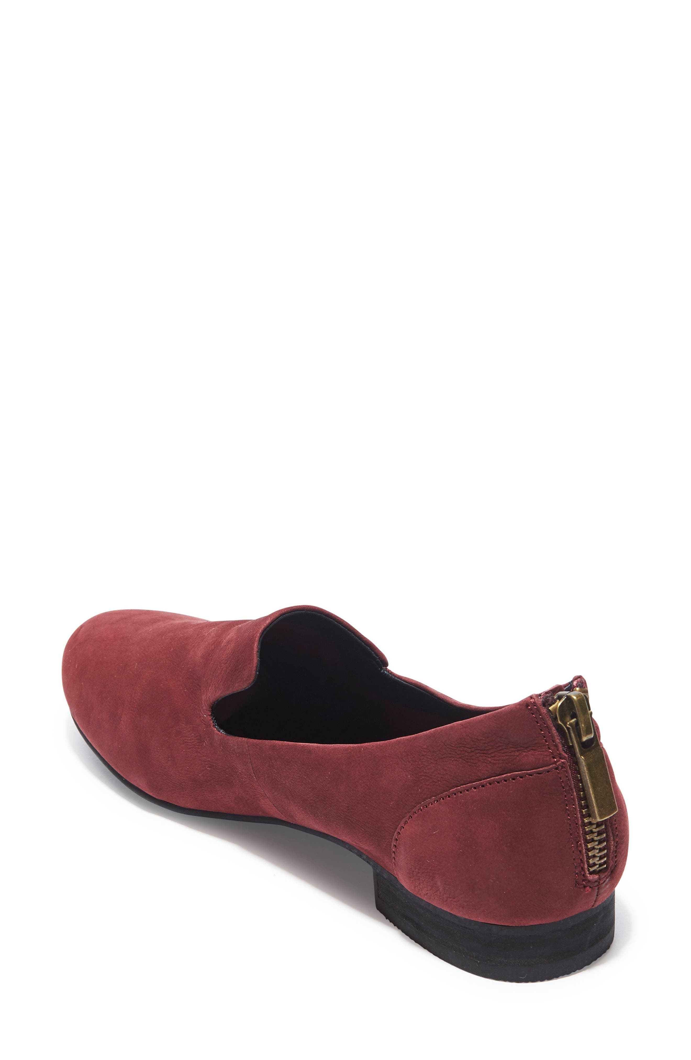Marina Zip Loafer,                             Alternate thumbnail 8, color,