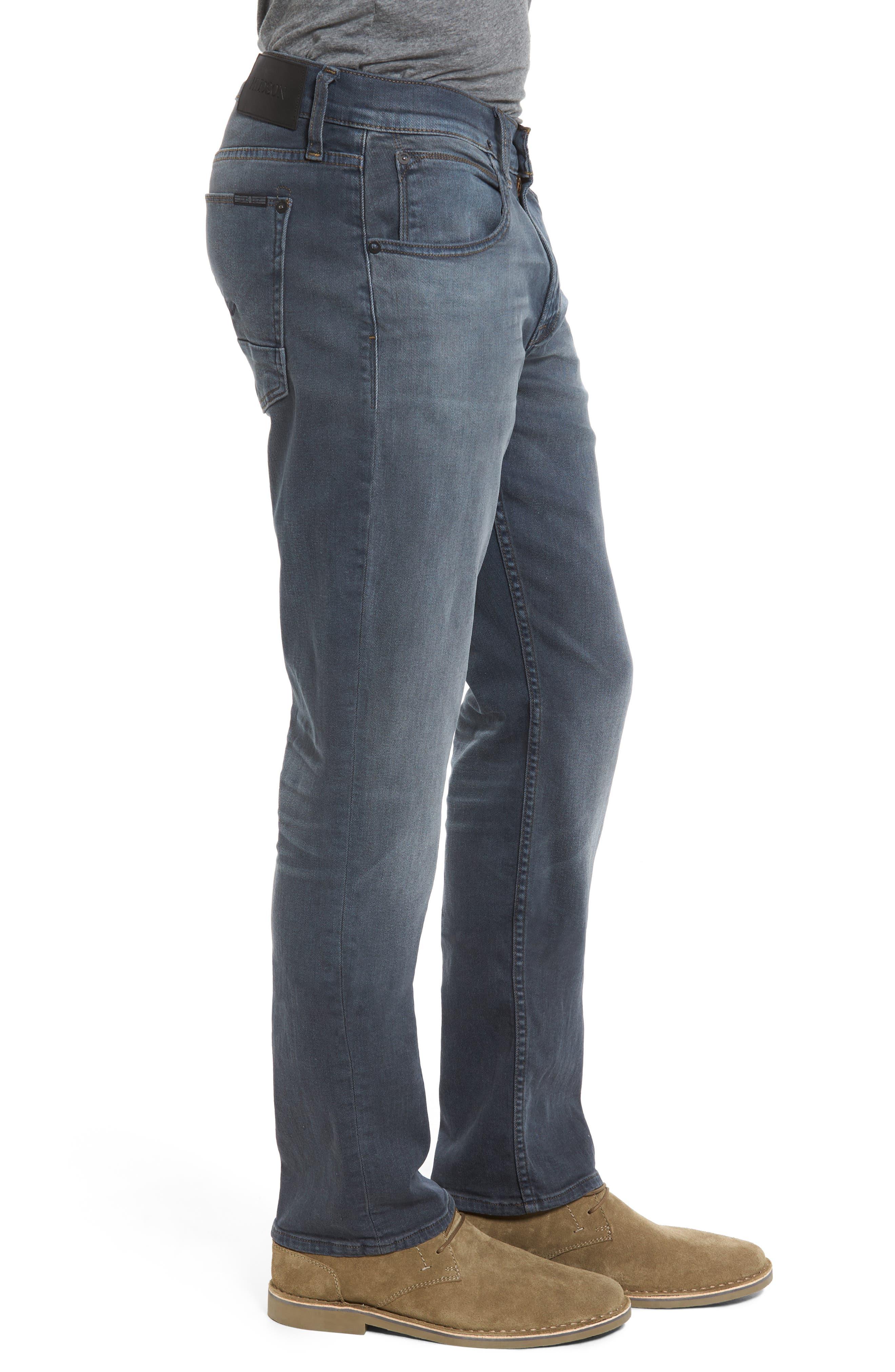 Byron Slim Straight Leg Jeans,                             Alternate thumbnail 3, color,                             020
