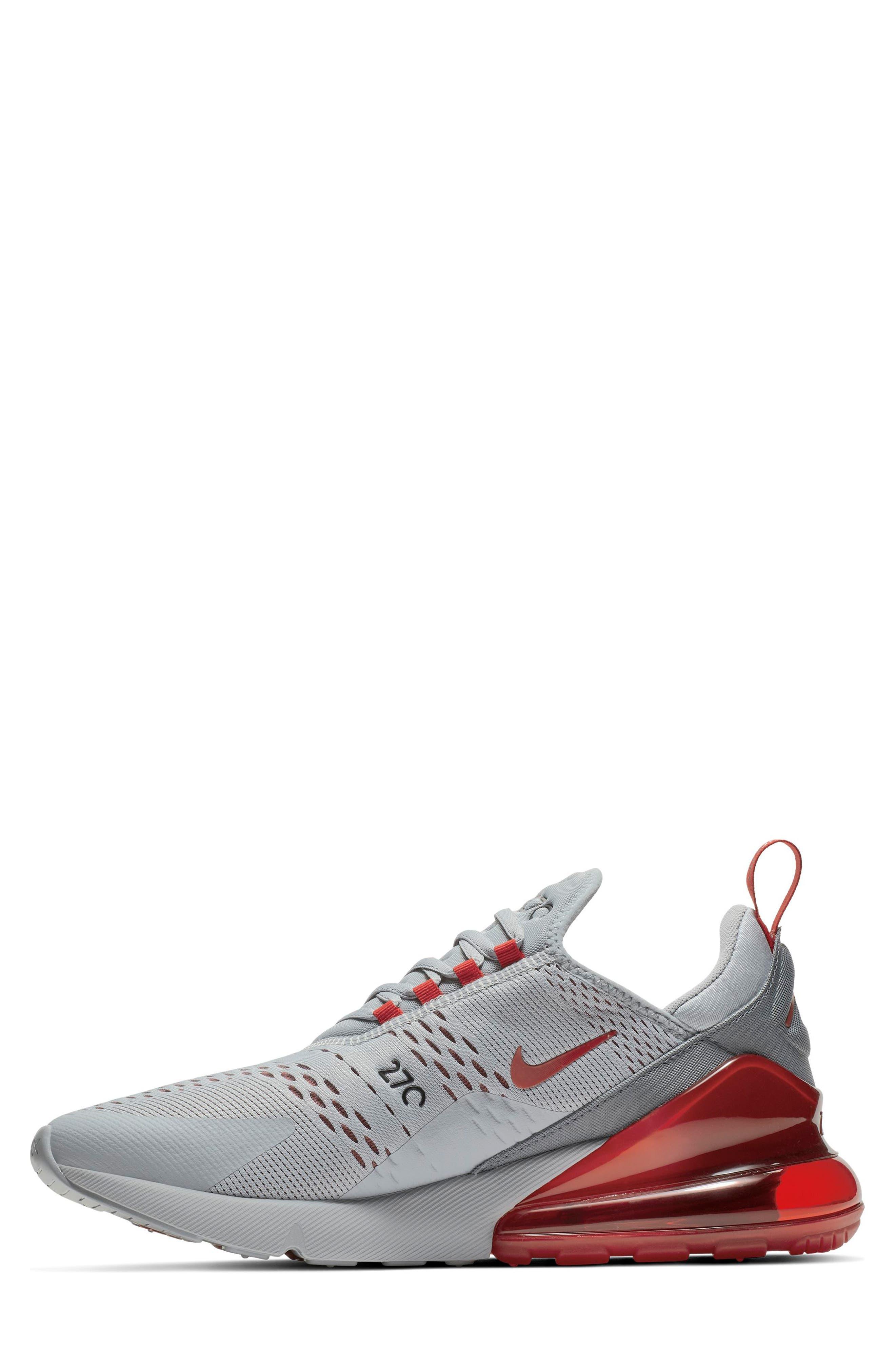 NIKE,                             Air Max 270 Sneaker,                             Alternate thumbnail 6, color,                             025