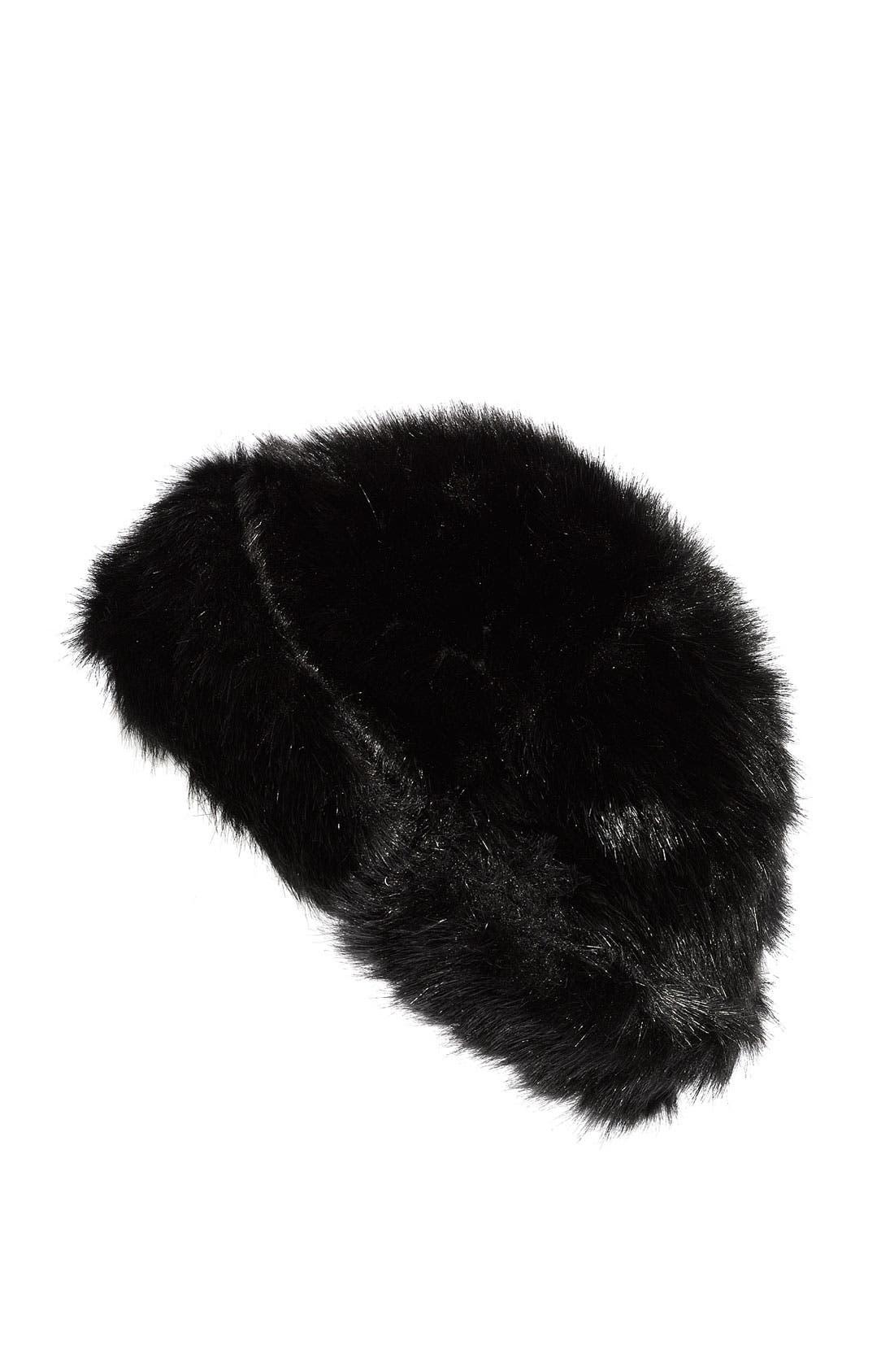 PARKHURST 'Evelyn' Hat, Main, color, 001