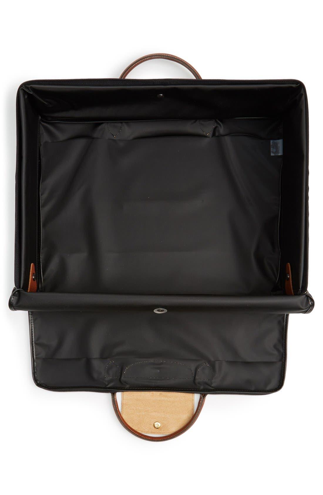 'Le Pliage' Duffel Bag,                             Alternate thumbnail 3, color,                             001