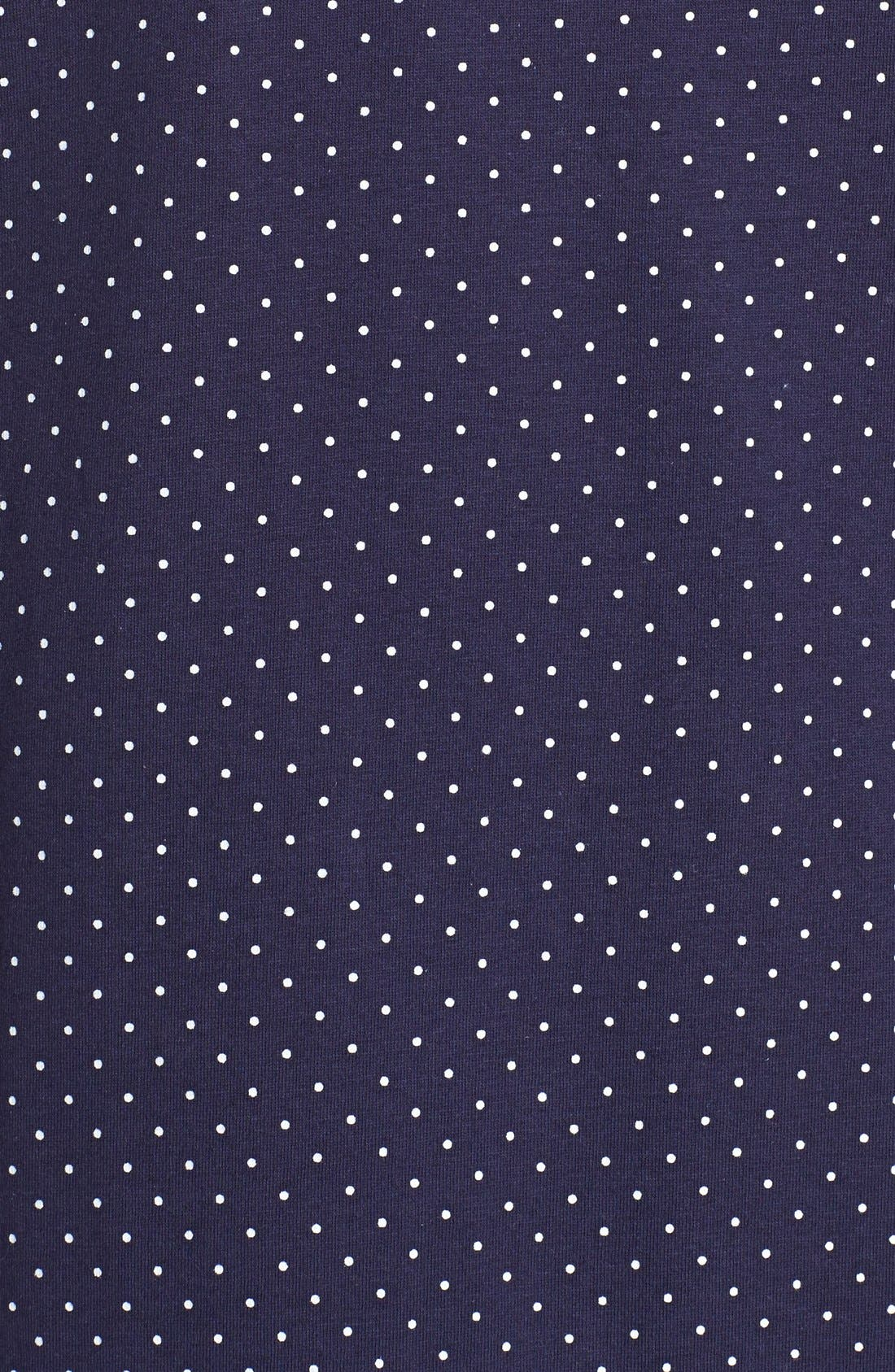 Jersey Sleep Shirt,                             Alternate thumbnail 48, color,