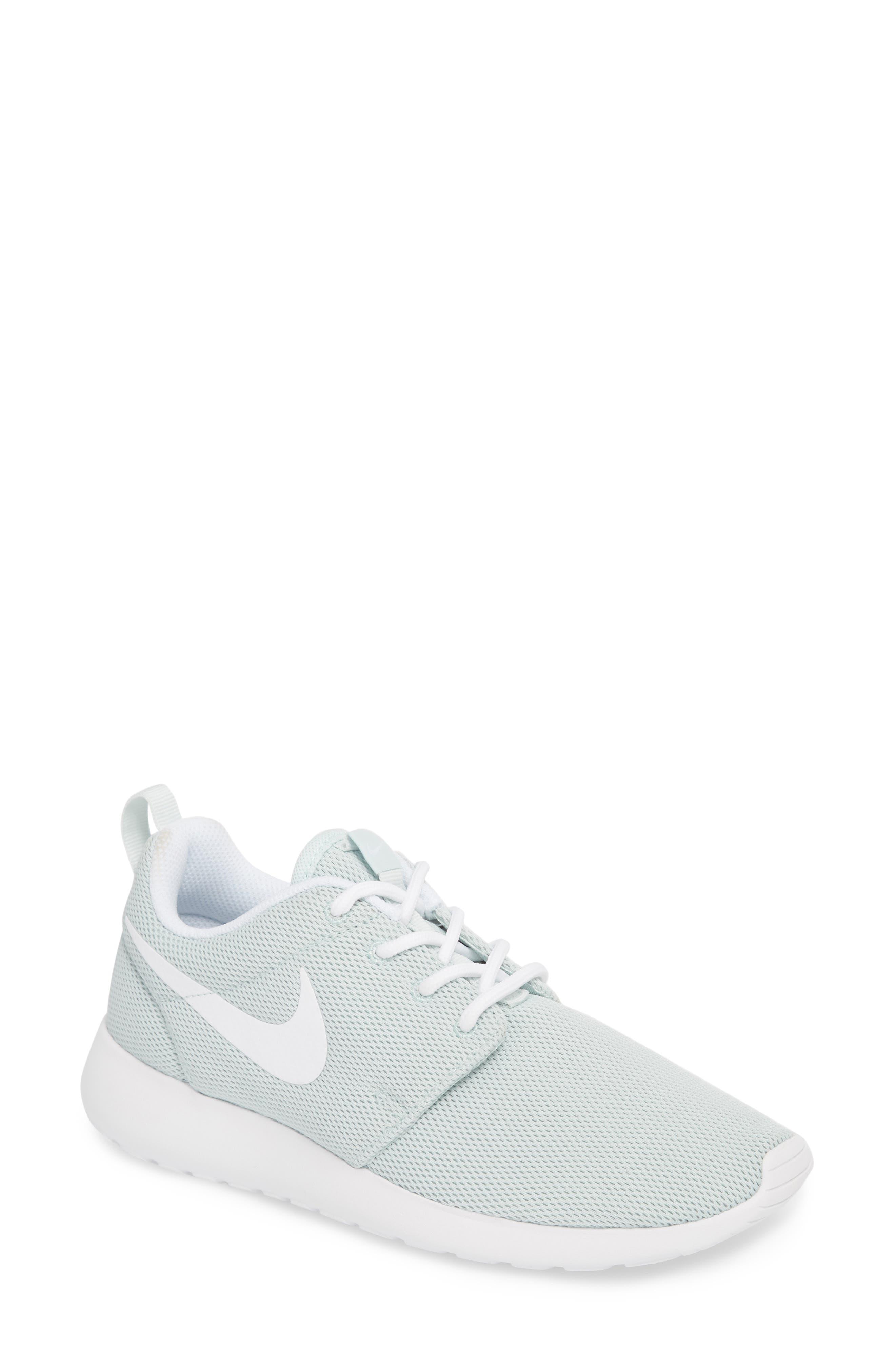 NIKE,                             'Roshe One' Sneaker,                             Main thumbnail 1, color,                             303
