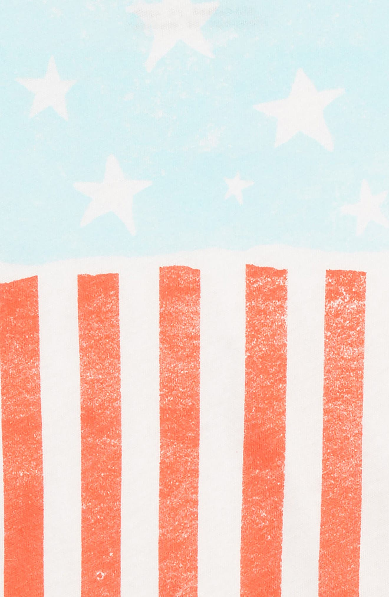 Starry Flag Tank,                             Alternate thumbnail 2, color,                             900