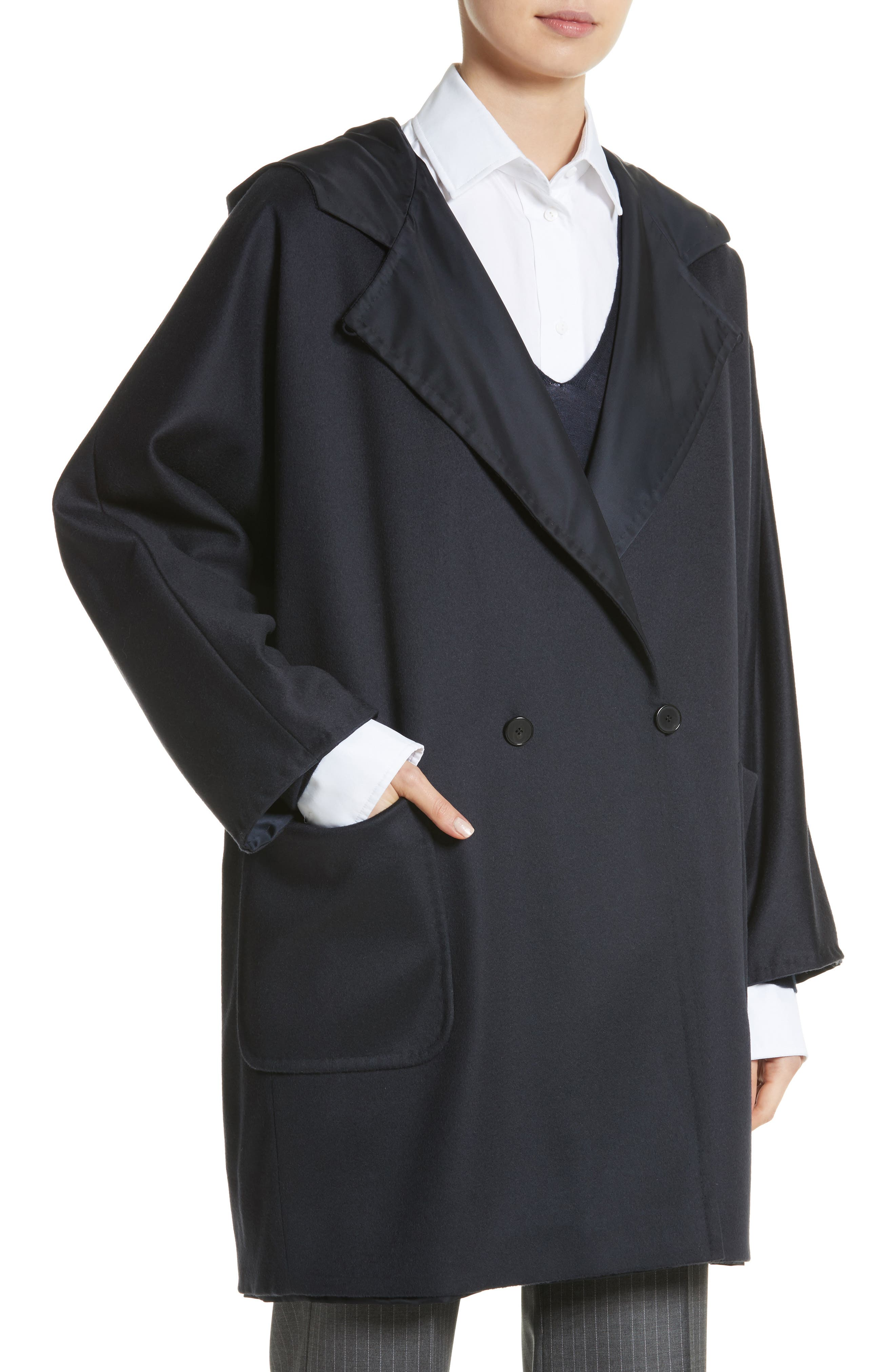 Jacopo Reversible Hooded Coat,                             Alternate thumbnail 2, color,                             411
