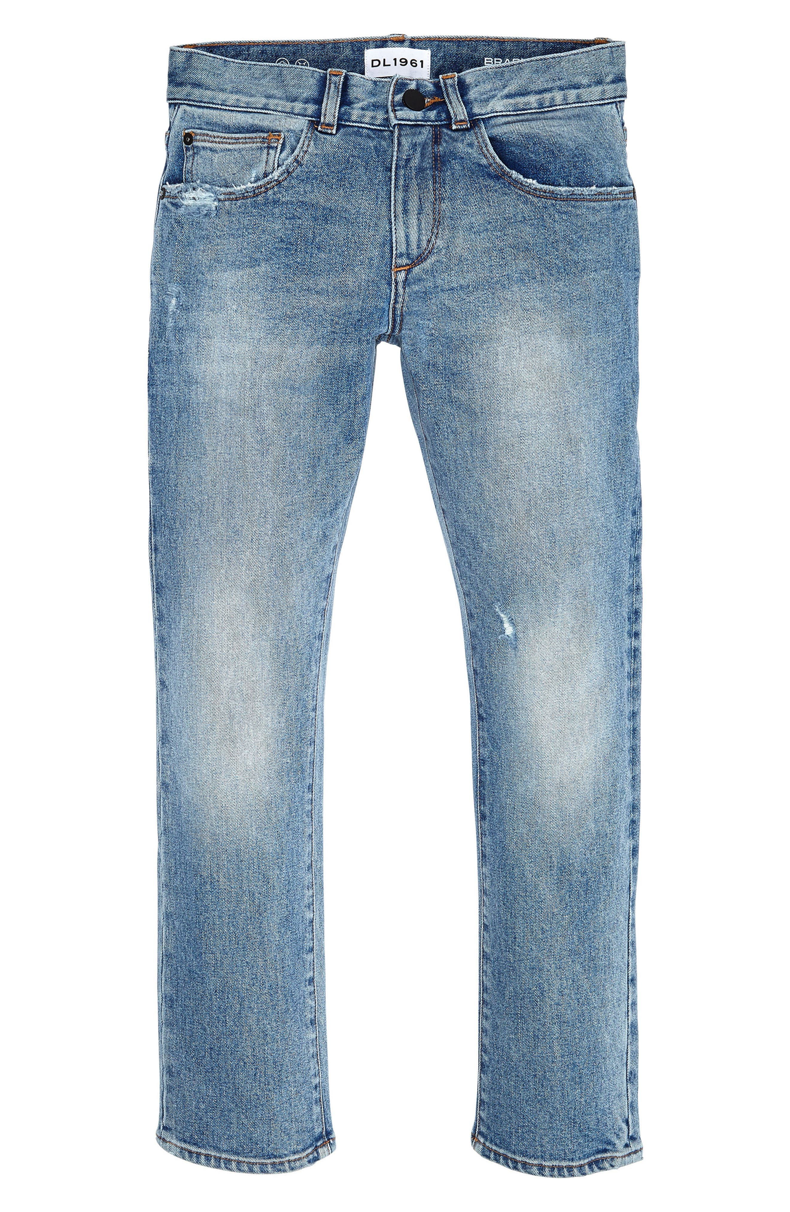 Brady Slim Fit Jeans,                             Main thumbnail 1, color,                             430