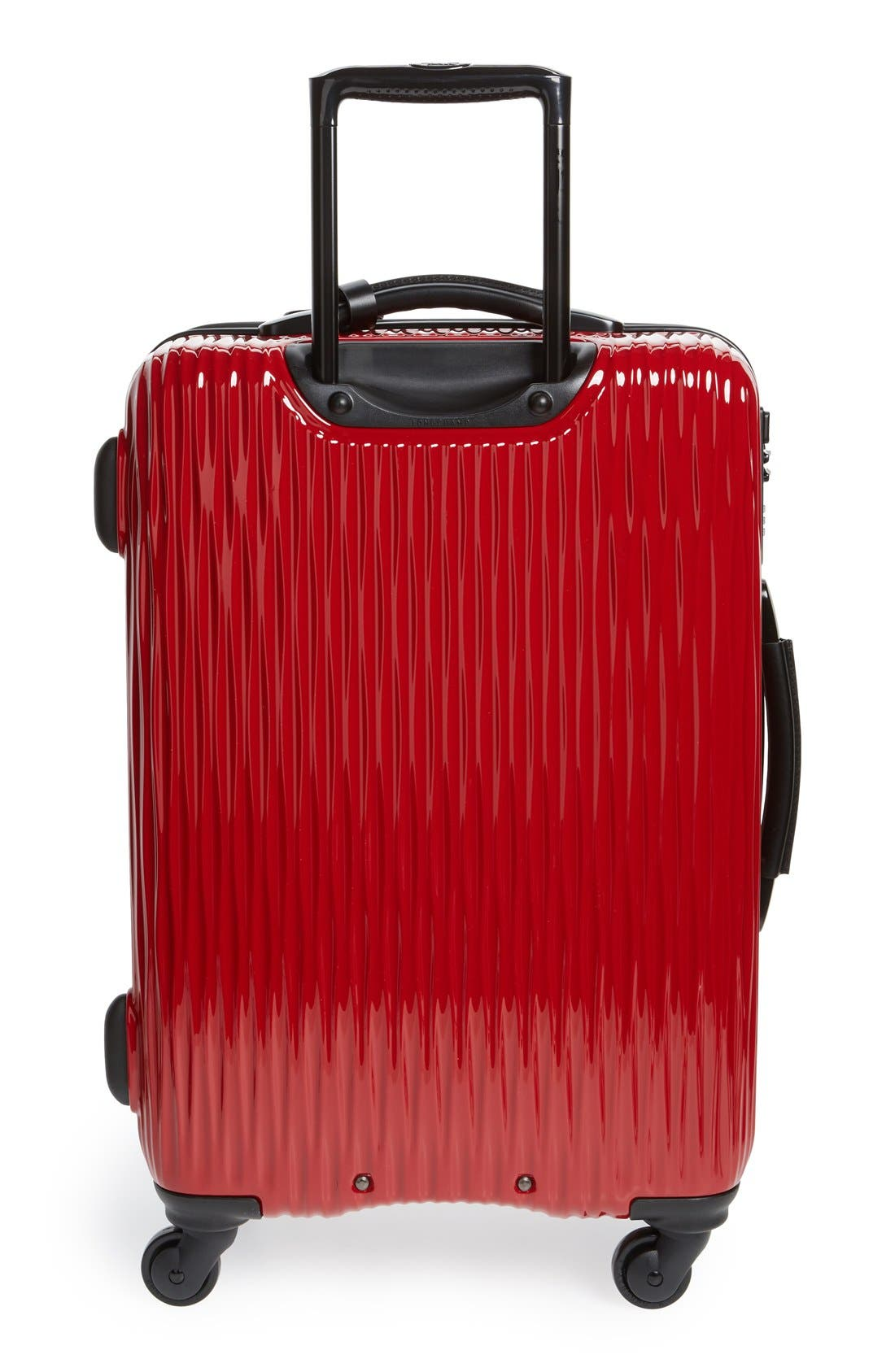 'Fairval' Four-Wheeled Hard Shell Suitcase,                             Alternate thumbnail 6, color,